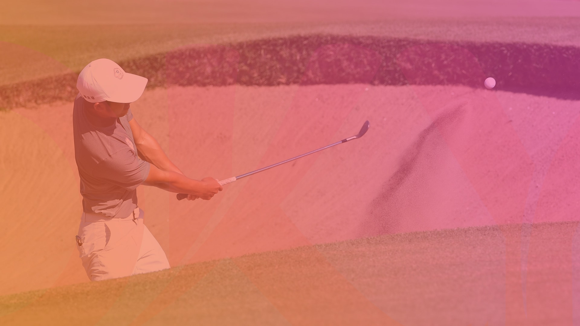 Image for Men's Golf Round 3: Watch LIVE and on-demand