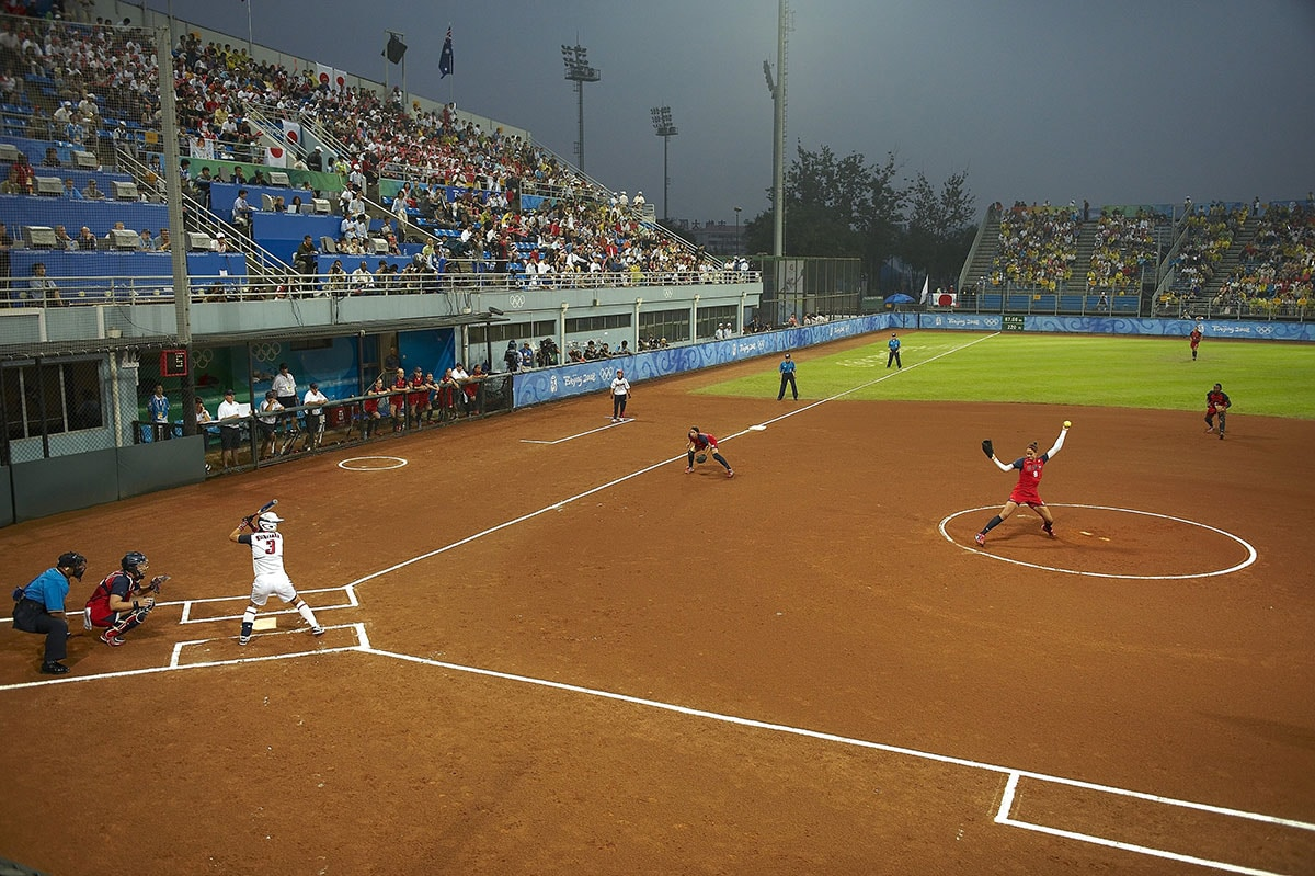 Image for How to watch softball at the Tokyo Olympics