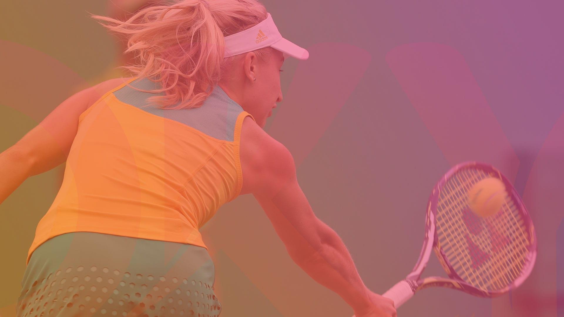 Women's Singles Round 1: Bencic (SUI) vs Pegula (USA)