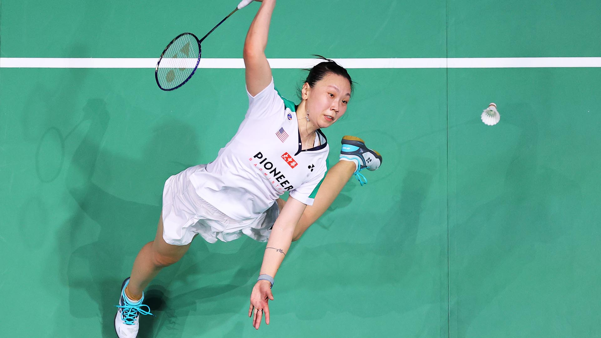 Image for How to watch badminton at the Tokyo Olympics