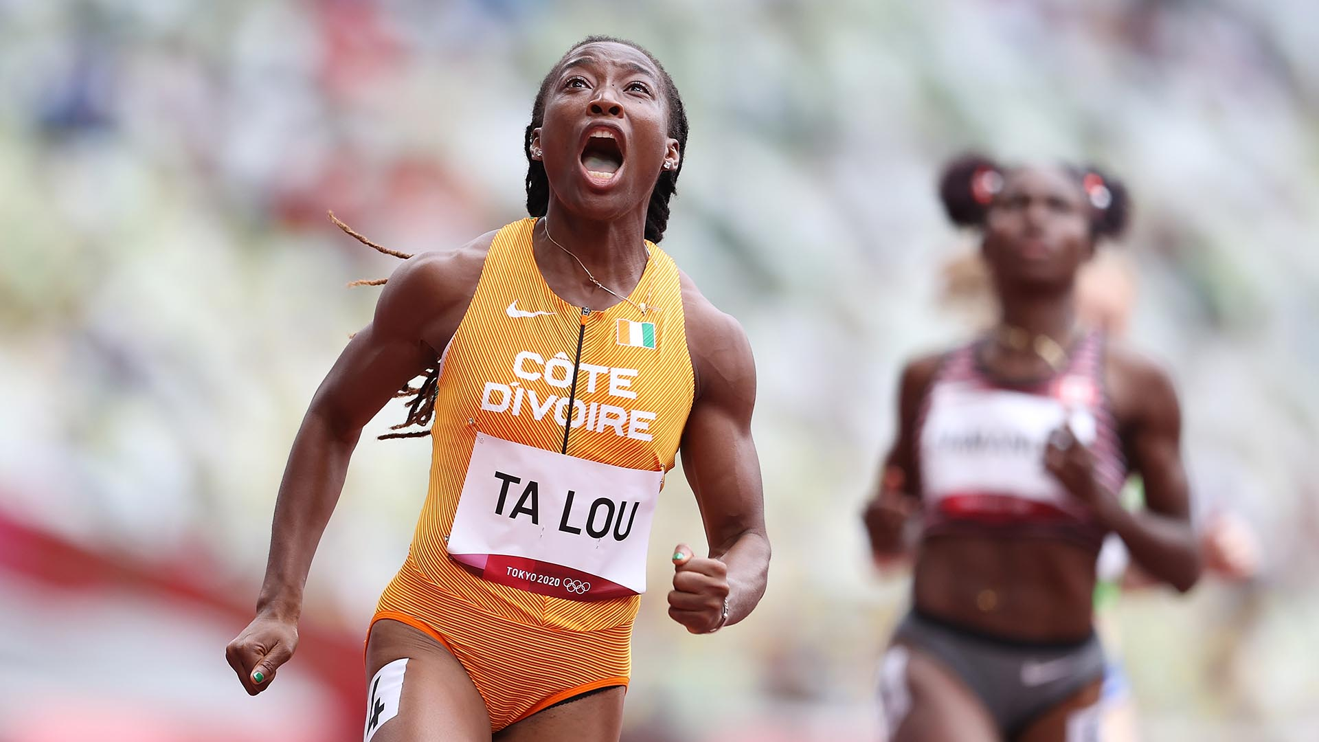 Image for Women's 100m explodes into life as athletics kick-off in Tokyo