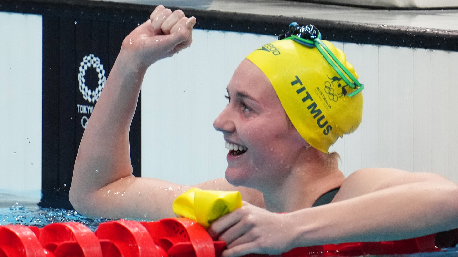 Australia's Ariarne Titmus won her second Olympic gold medal of the Tokyo Games, beating Katie...