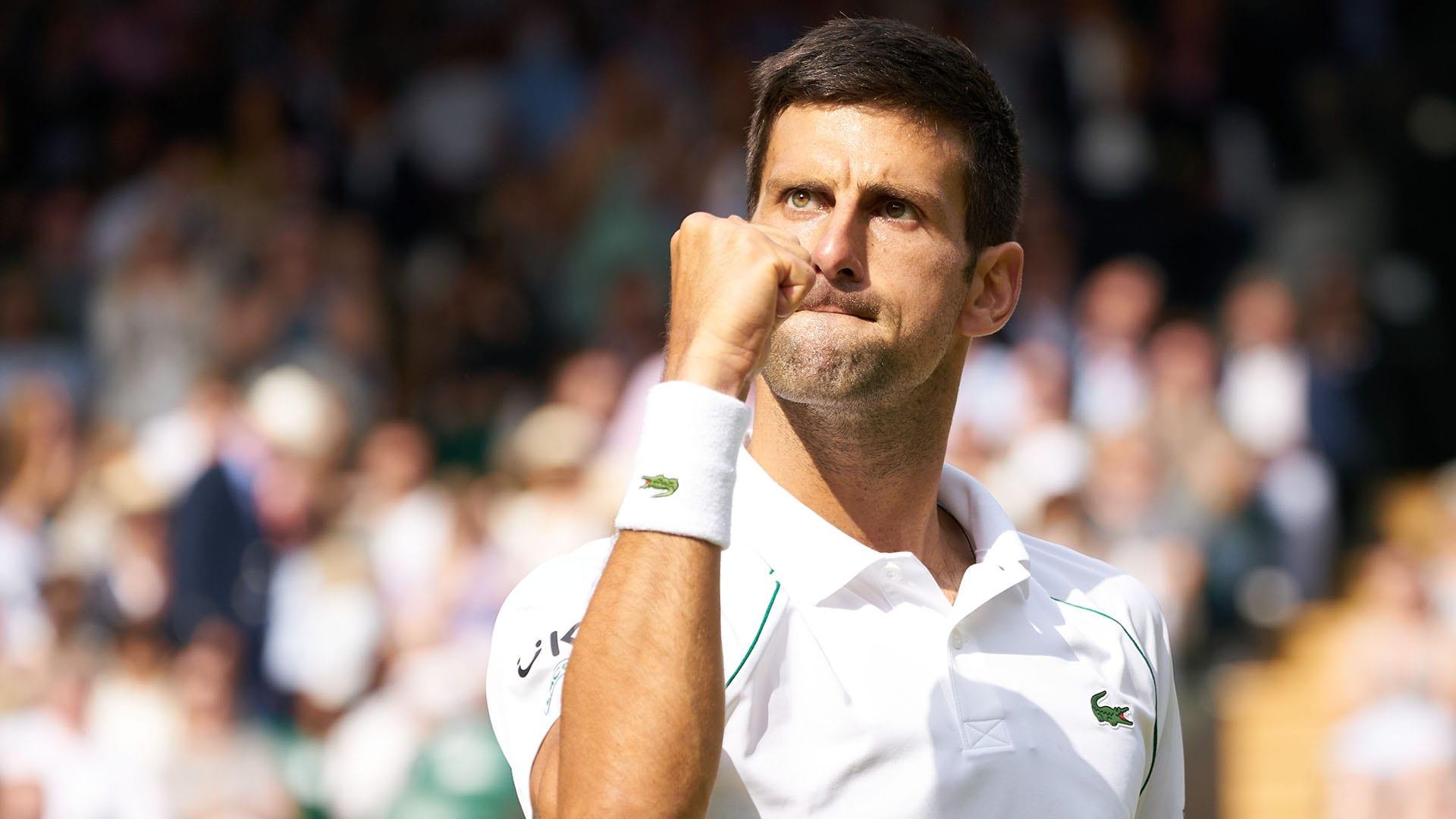 Image for Novak Djokovic set to continue pursuit of calendar Golden Slam at Tokyo Olympics