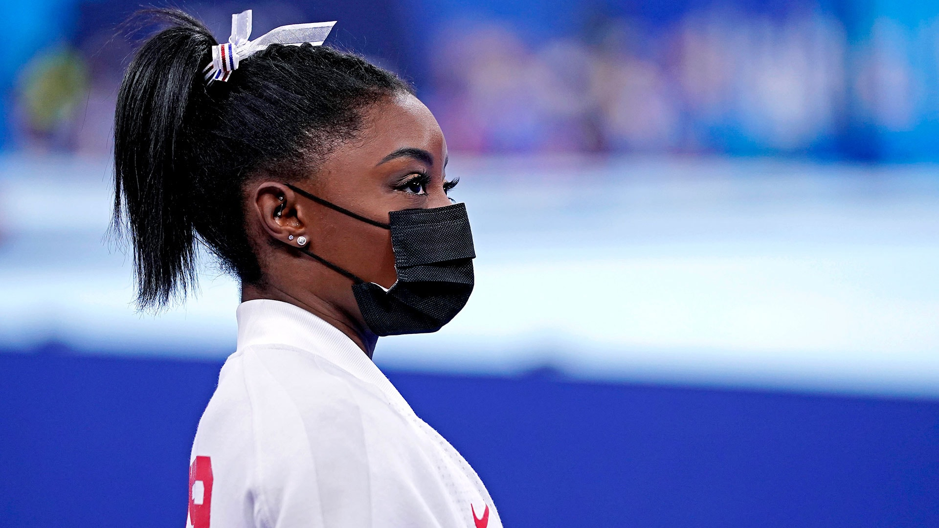 Simone Biles withdrew from the team final, individual all-around final, and vault and uneven...