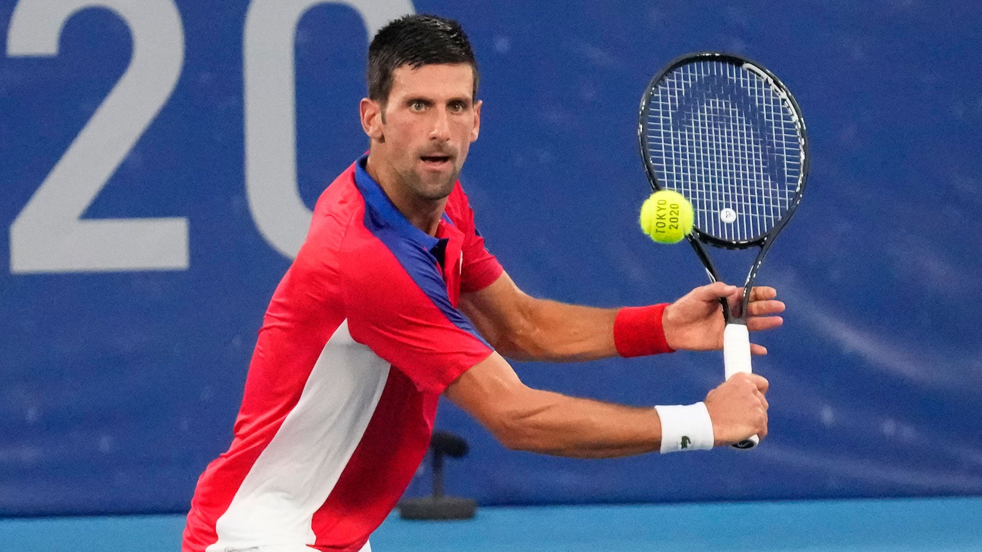 Image for Djokovic to play for bronze medal in Tokyo after loss to Zverev