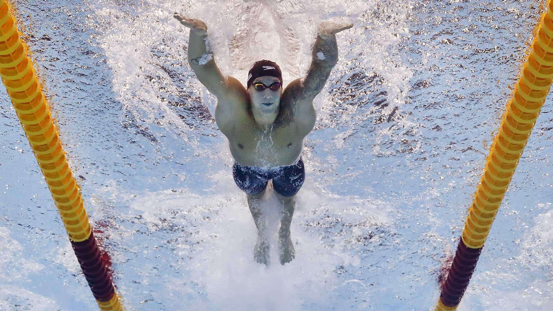 Caeleb Dressel Swimming USA