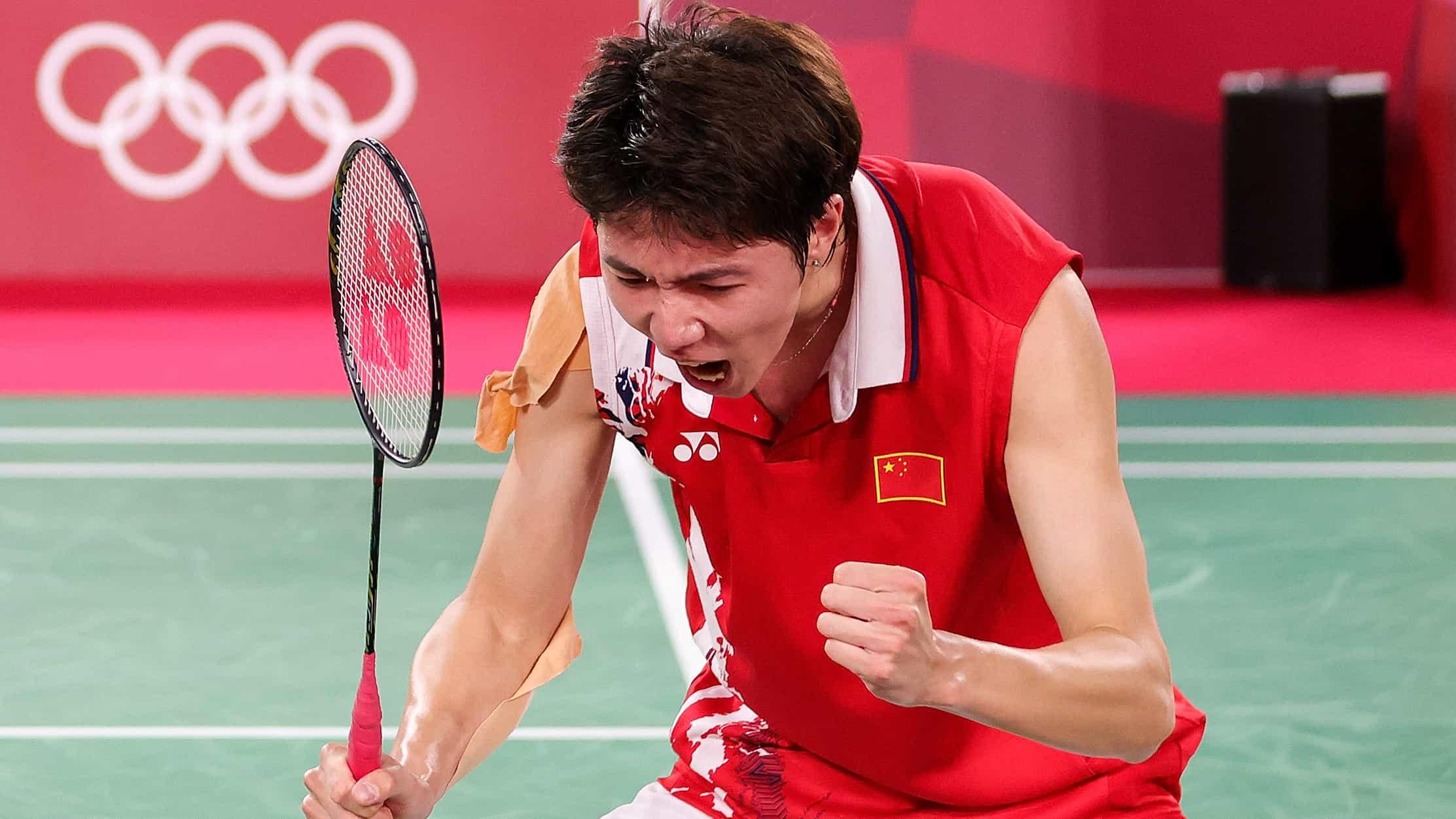 Li Jun Hui of China. (credit: Getty Images)