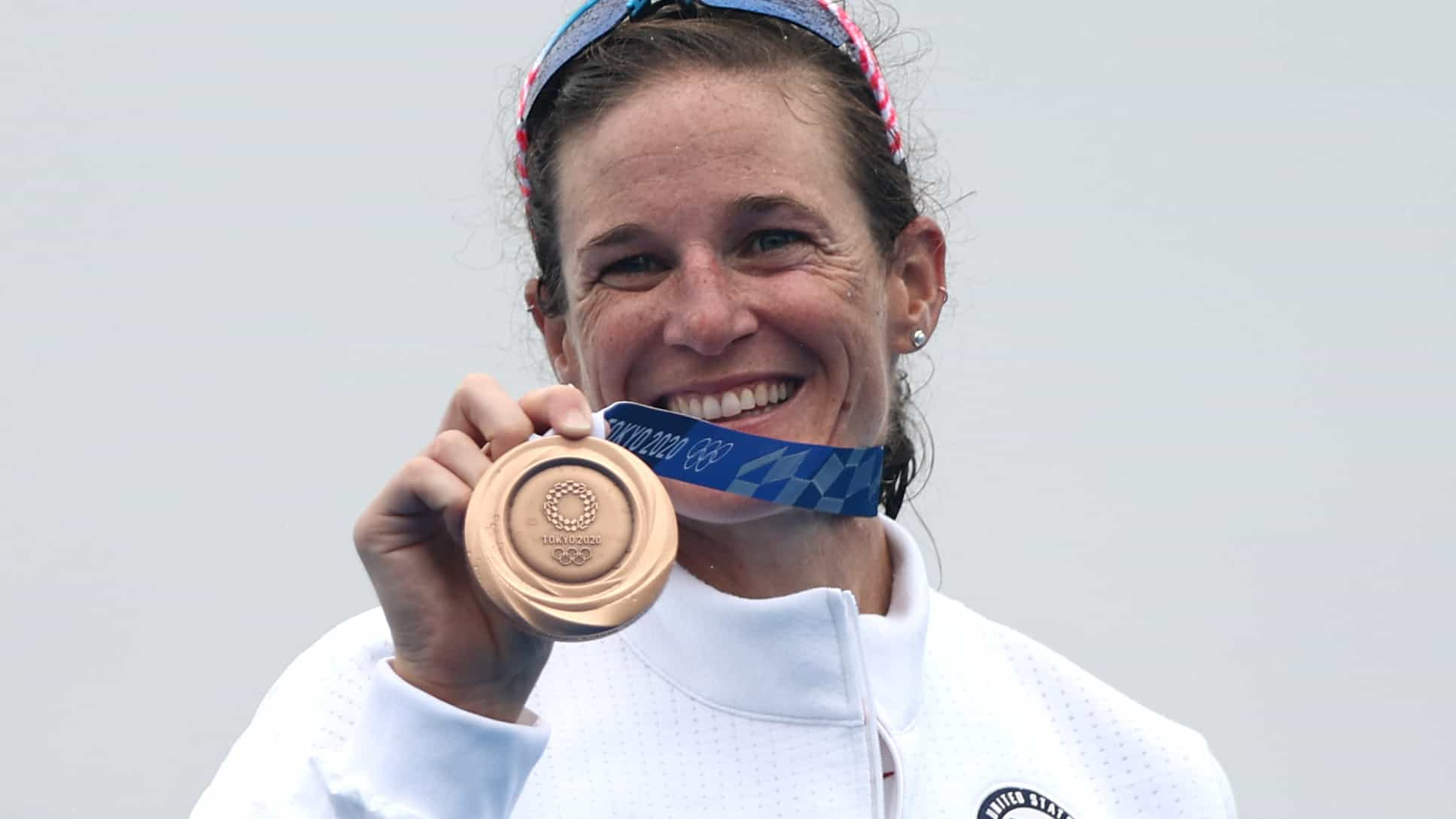 Image for Podcast: Could Katie Zaferes be any happier?