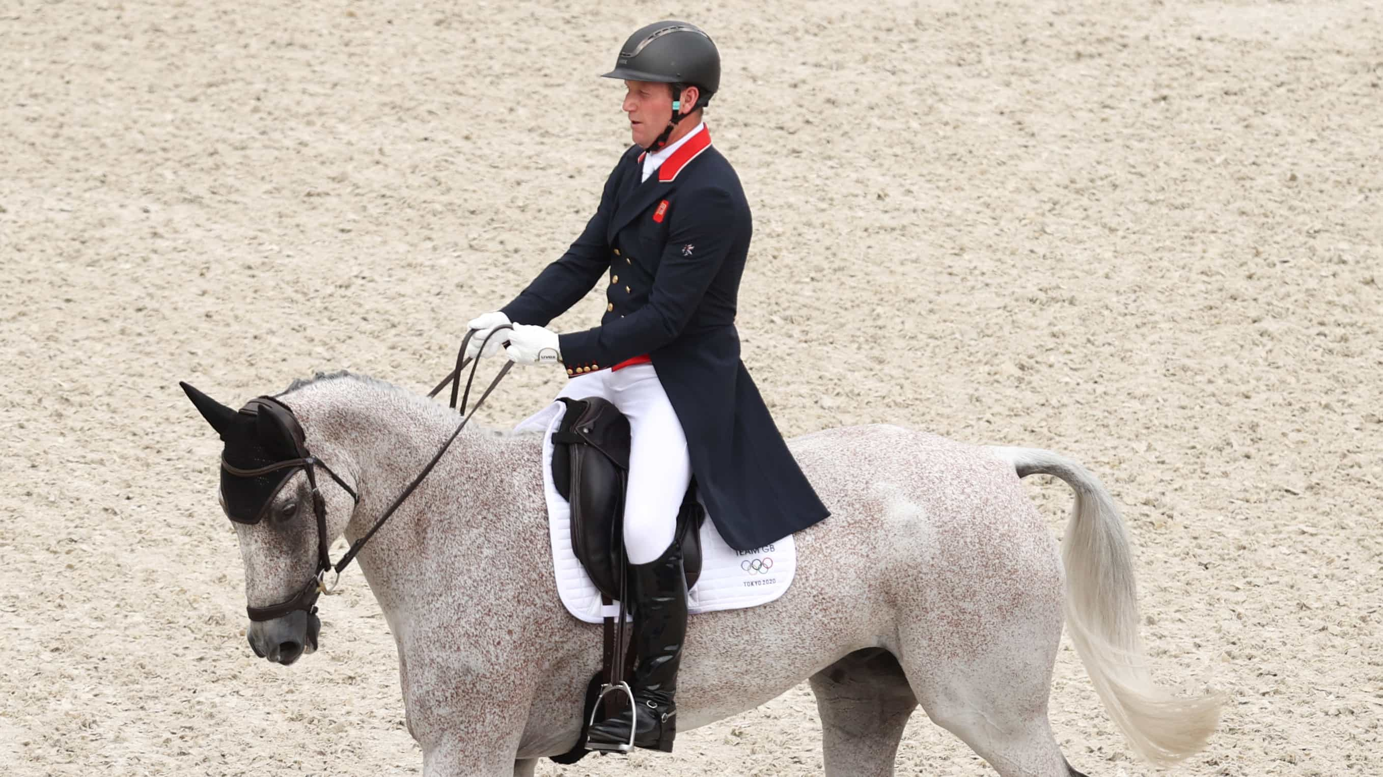 Oliver Townend riding Ballaghmor Class. (credit: Getty Images)