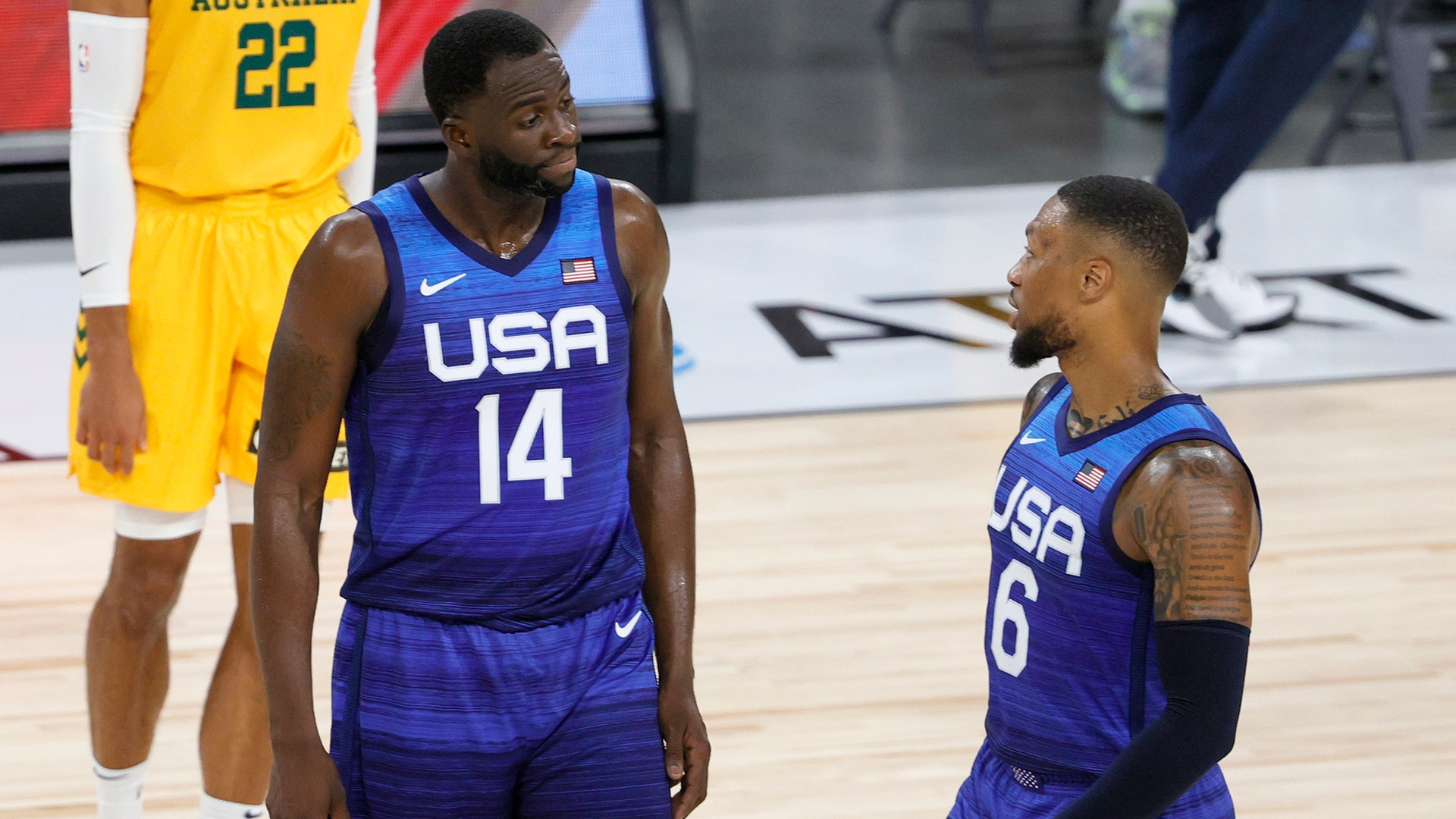 Image for USA Basketball cancels men's exhibition against Australia due to COVID-19 concerns