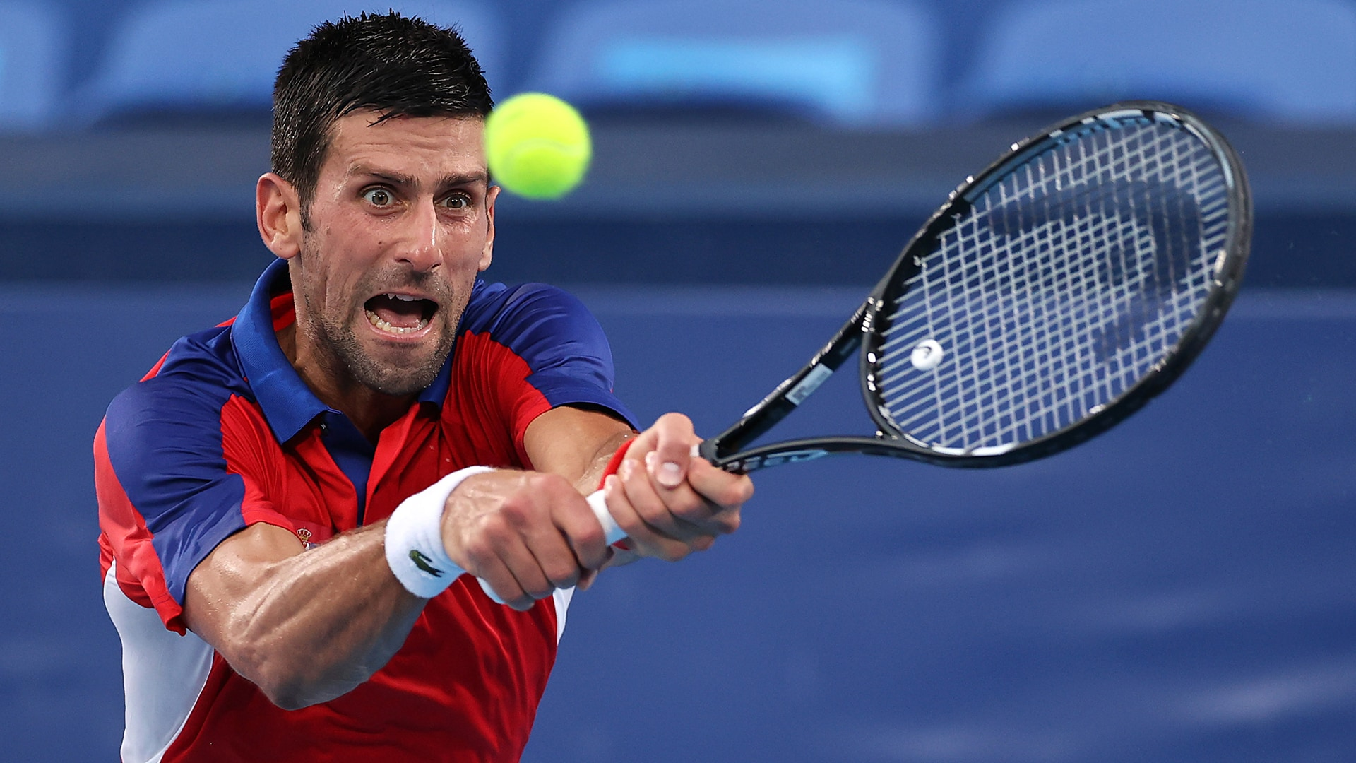 Image for Olympic Tennis Day 7: Djokovic stunned, USA misses out on hardware