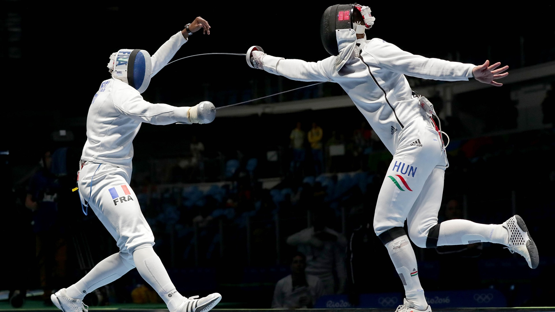 Image for How to watch fencing at the Tokyo Olympics
