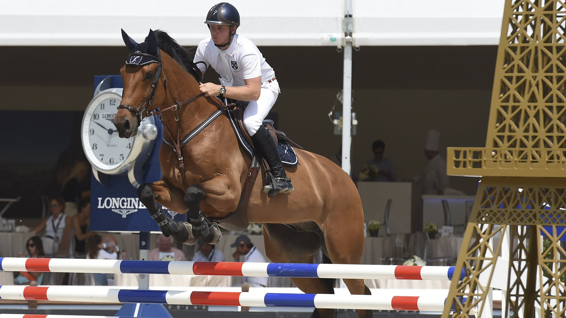 Image for Australian equestrian Jamie Kermond tests positive for cocaine, suspended from Olympics