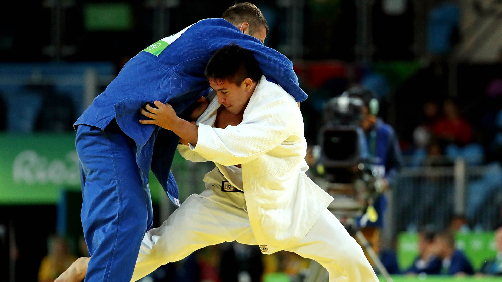Image for How to watch judo at the Tokyo Olympics