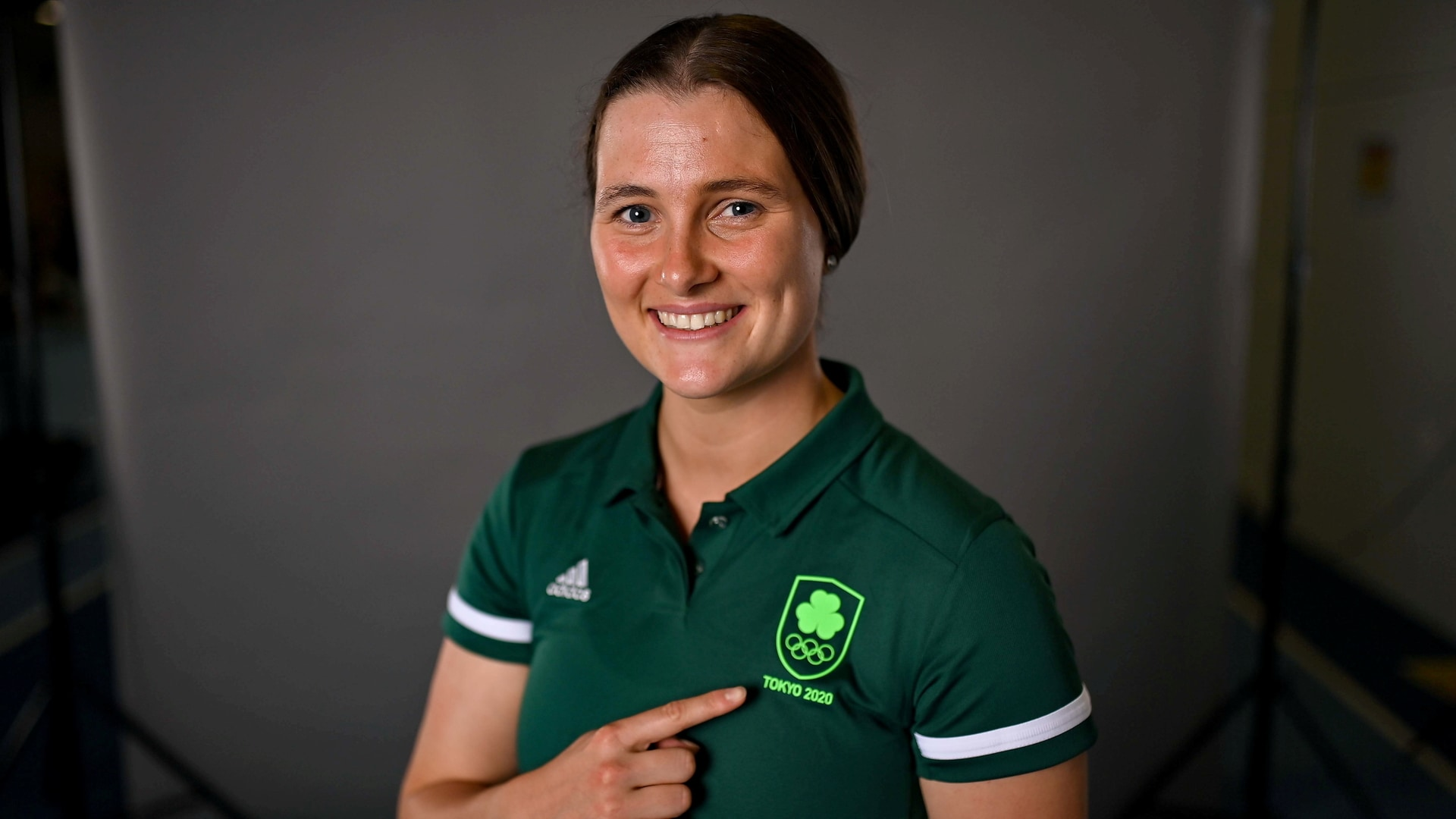 Image for Podcast: Elizabeth Murphy discusses significance of Ireland's first female Olympic team