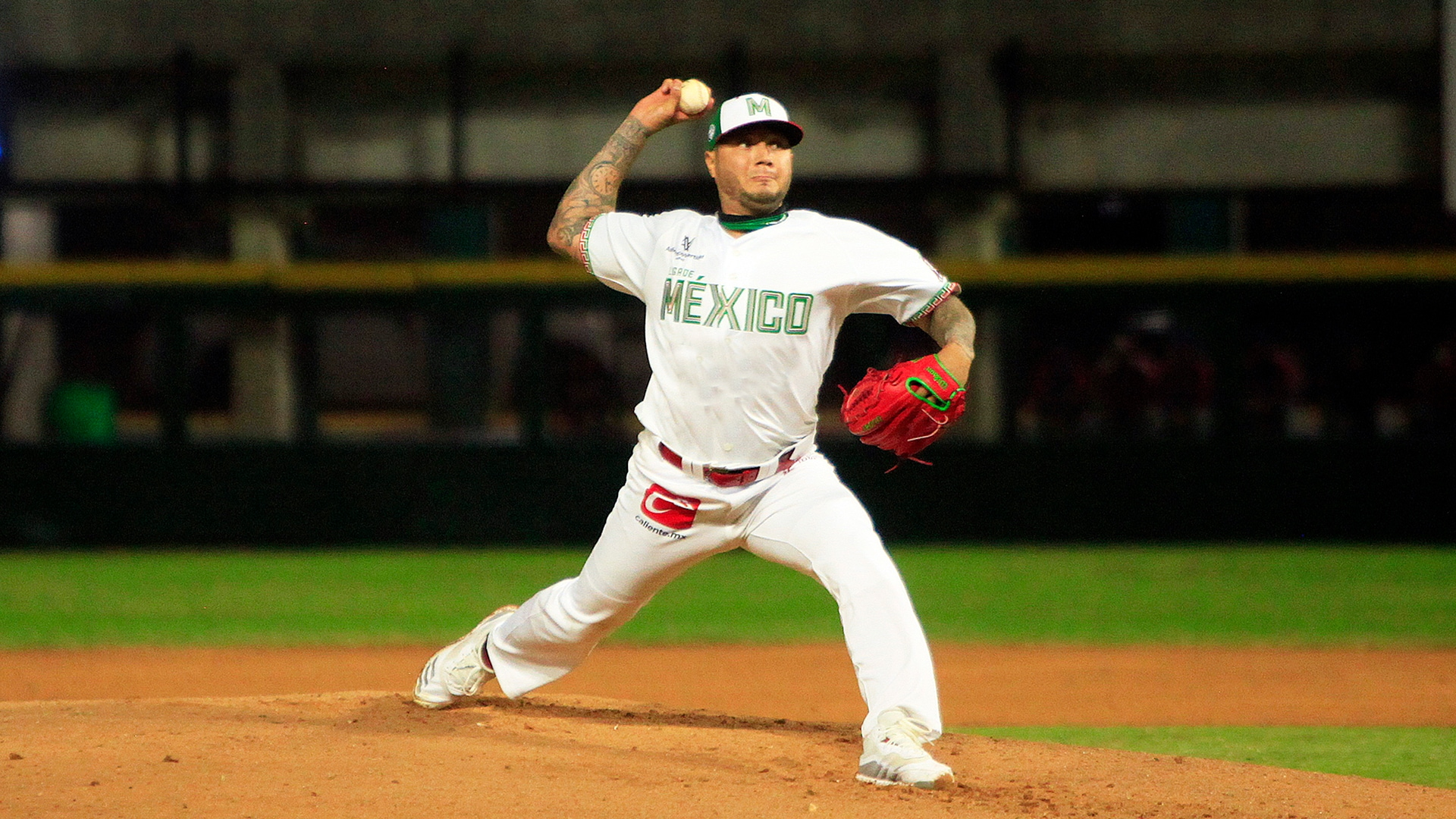 Image for Mexico to replace two pitchers after positive COVID-19 tests, per coach