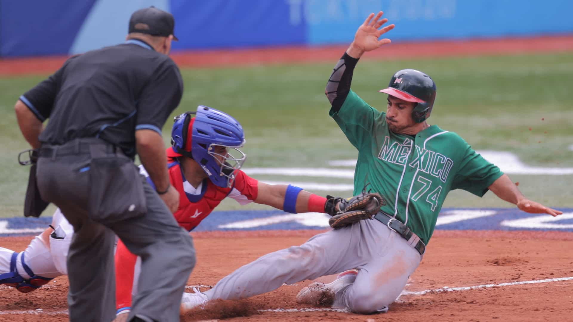 Image for Dominican Republic pitches shutout against Mexico