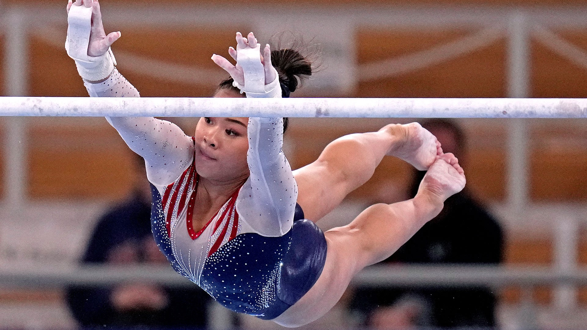 Image for Relive Suni Lee's gold medal performance in the women's all-around