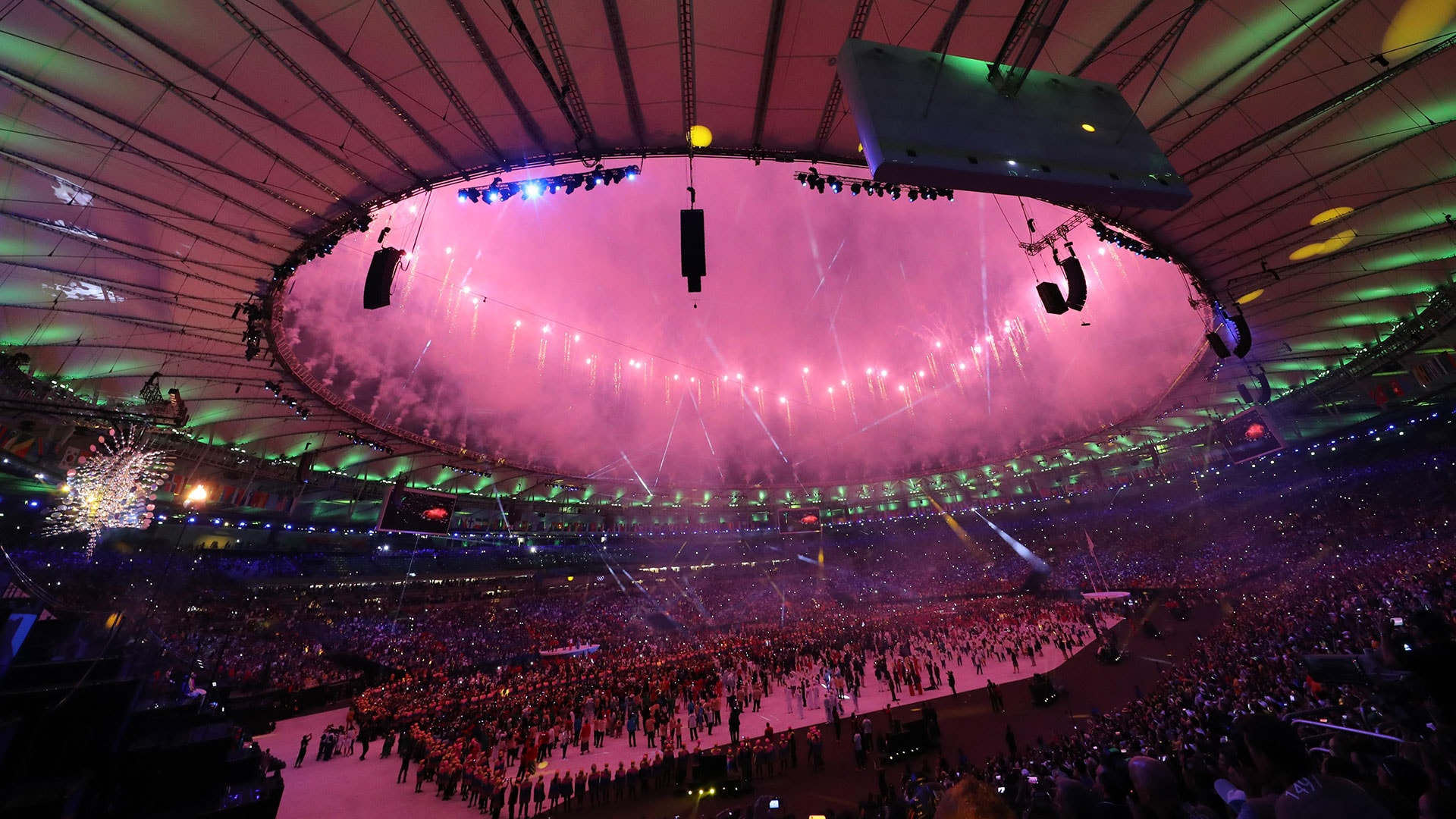 Image for Podcast: Inside the spectacle of the Opening Ceremony