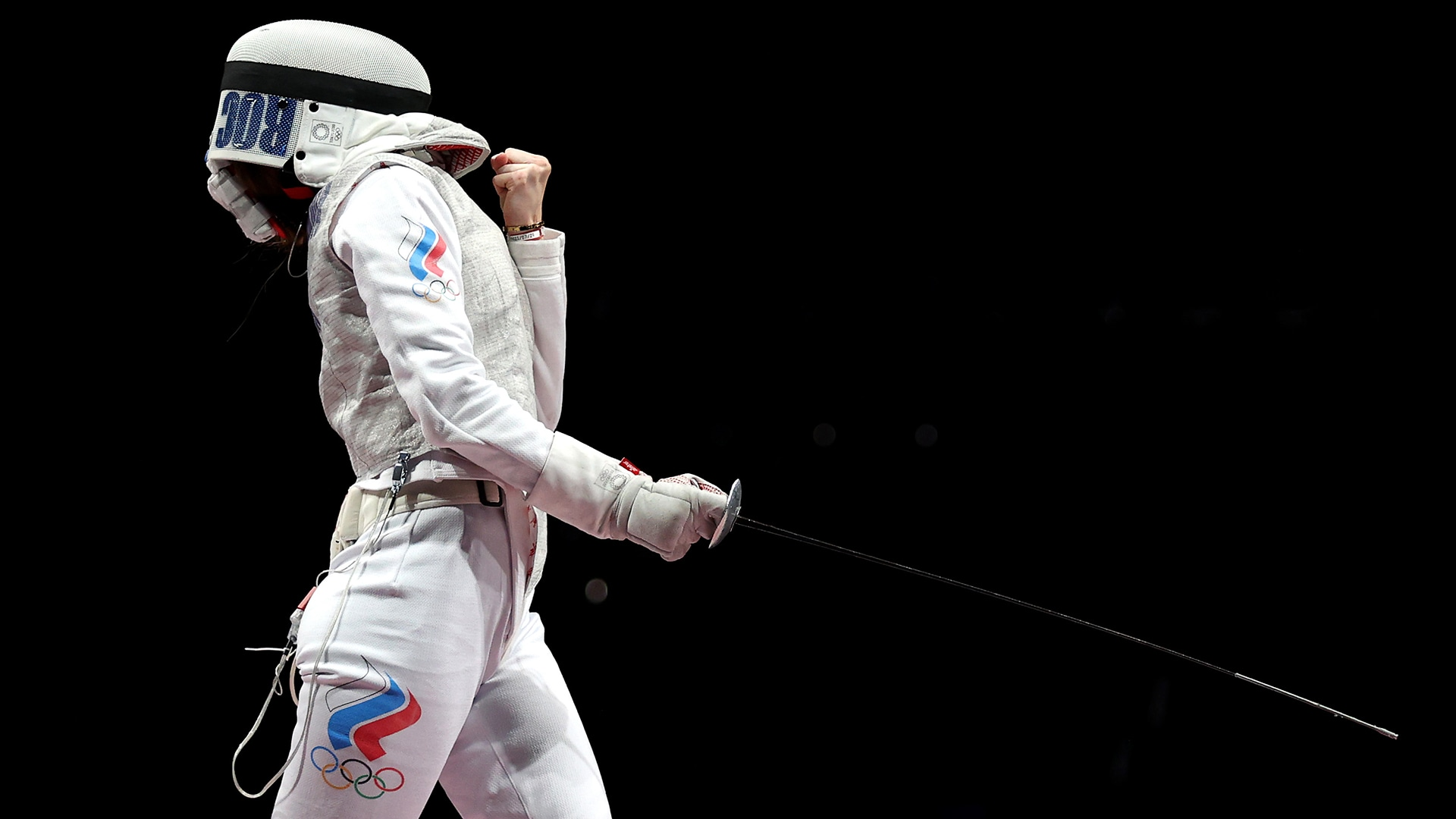 Image for ROC wins gold in women's team foil, Italy downs U.S. for bronze