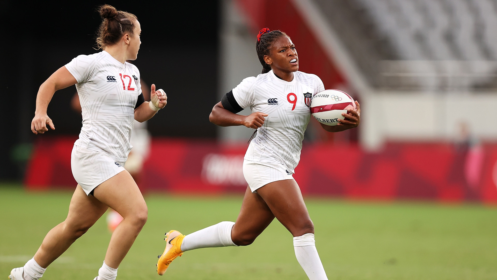 United States secures quarterfinal spot with women's rugby win vs. Japan