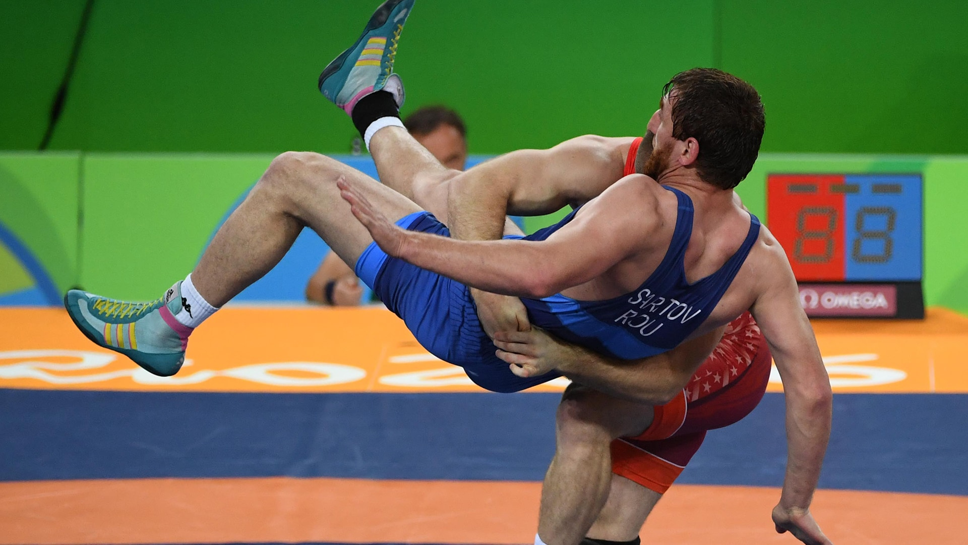 Image for How to watch wrestling at the Tokyo Olympics