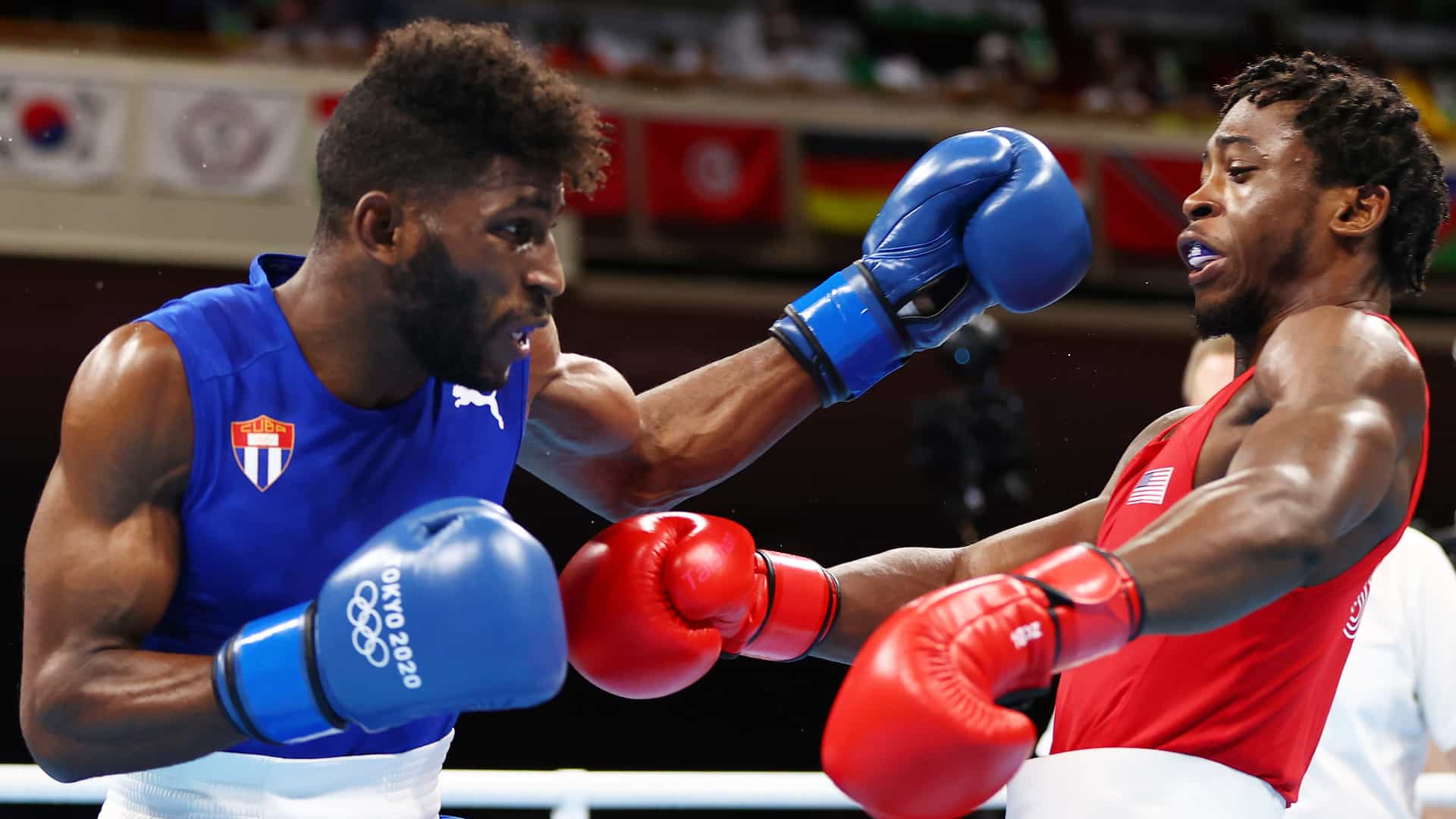 Image for Tokyo 2020 boxing in review: Cuba rules the ring with golden Games