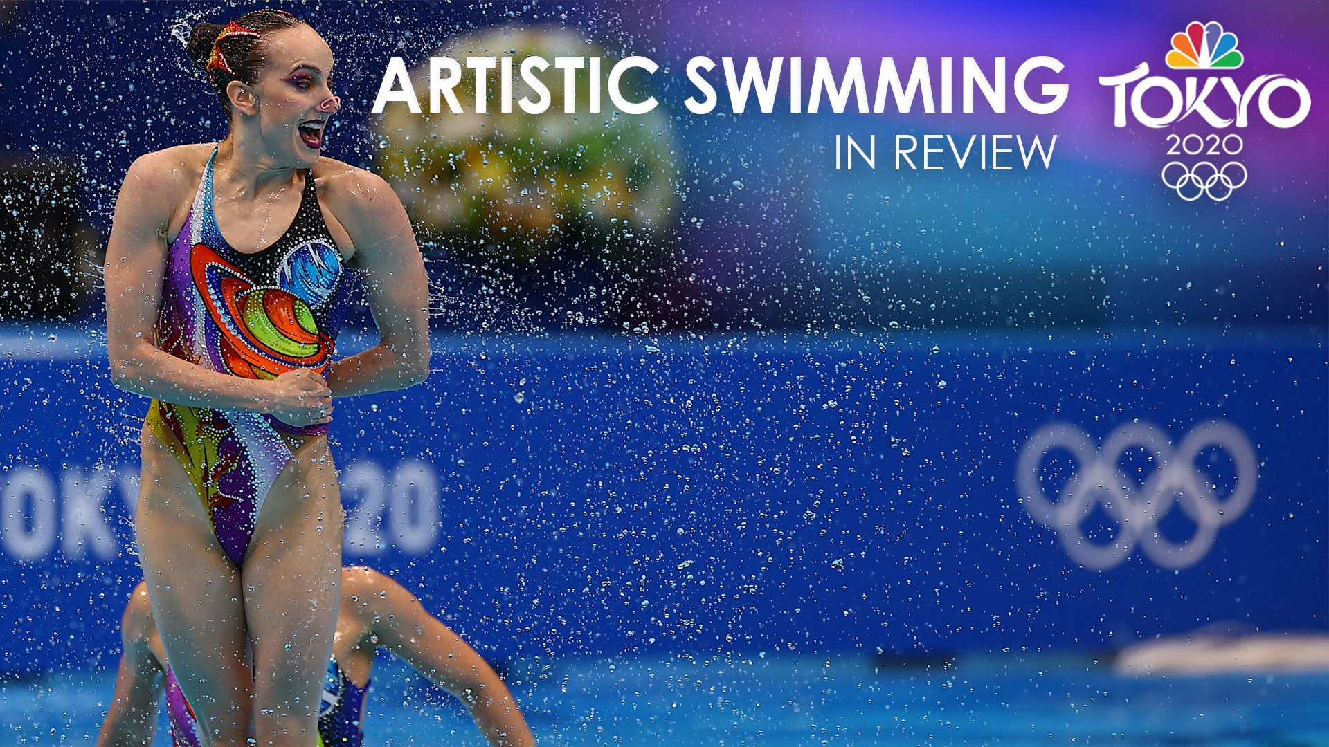 Image for Tokyo Olympics artistic swimming in review: ROC and Romashina reign supreme, again