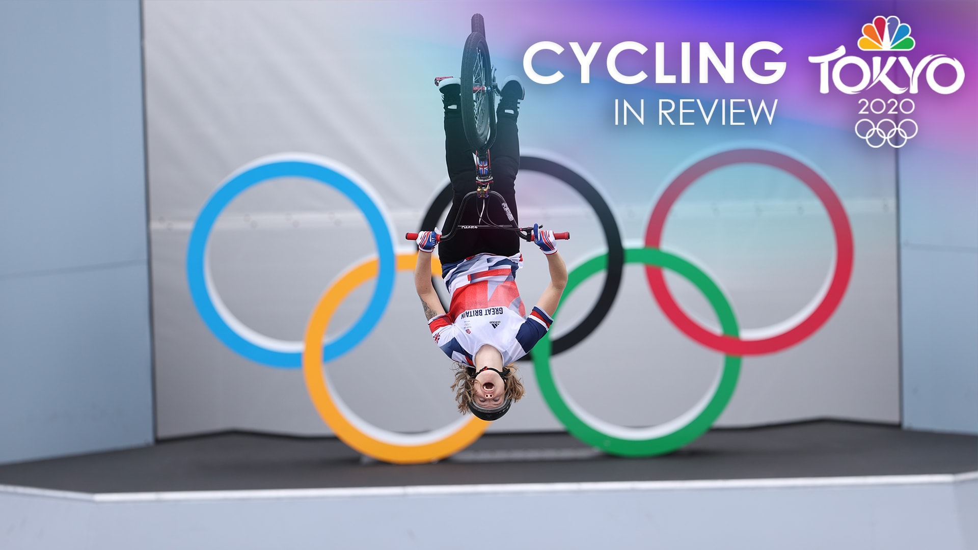 Image for Cycling in review: BMX freestyle debuts, Van Vleuten gets redemption