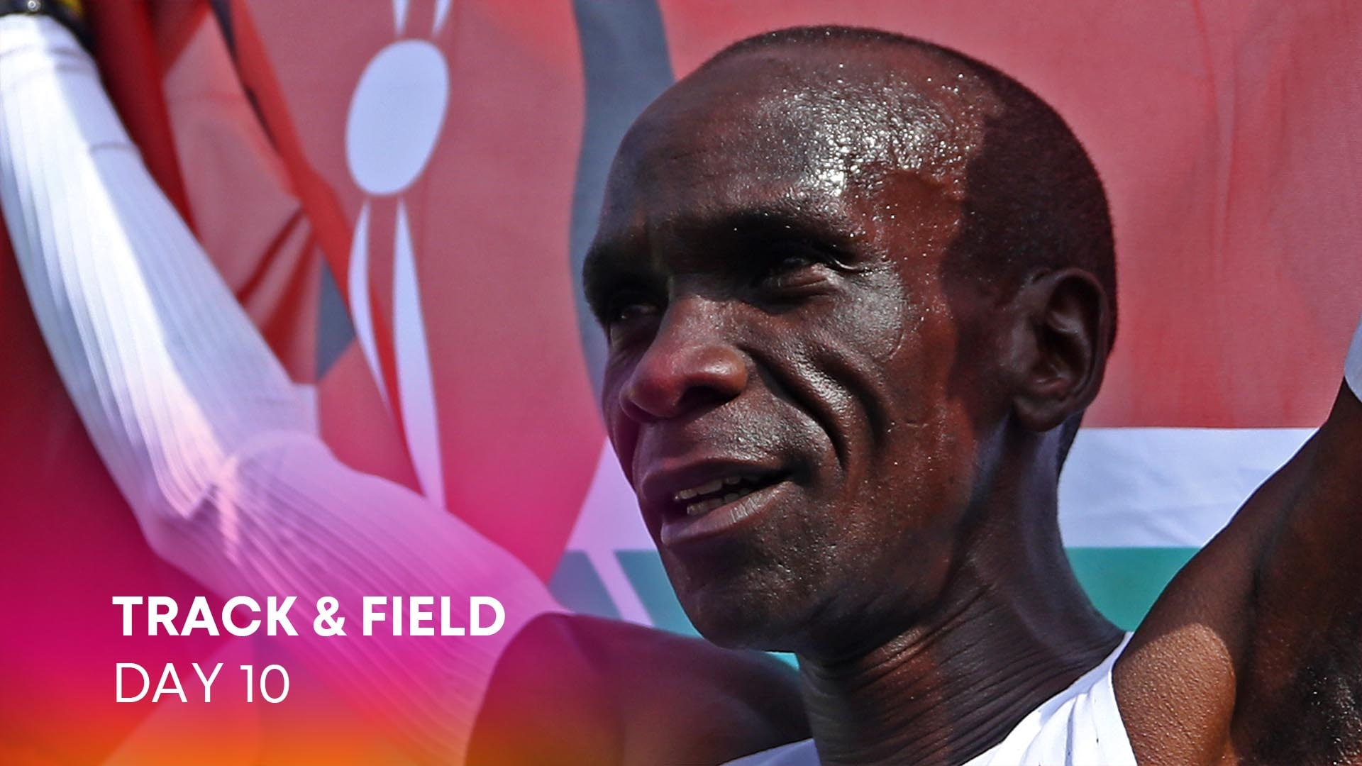 Image for Track & Field Day 10: Kipchoge chases marathon title defense