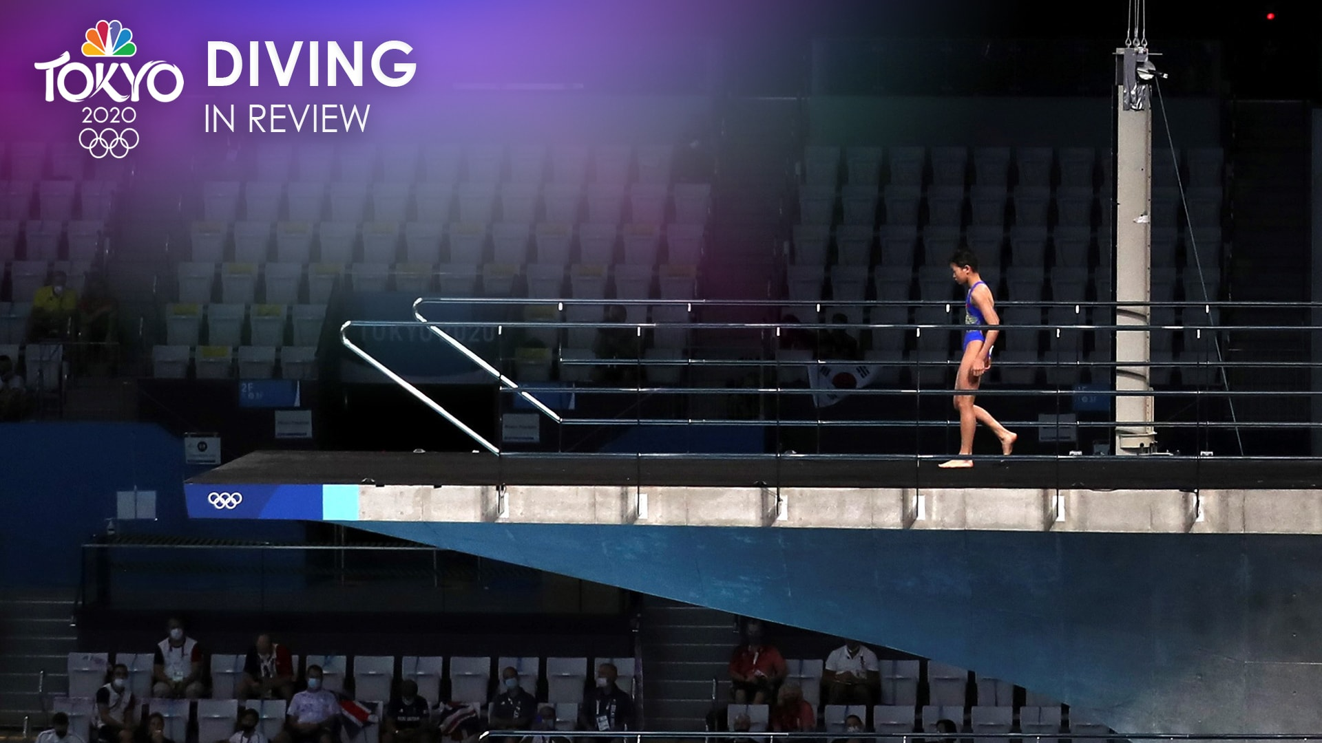Image for Tokyo Olympics Diving in review: China nearly sweeps, U.S. bags trio of medals