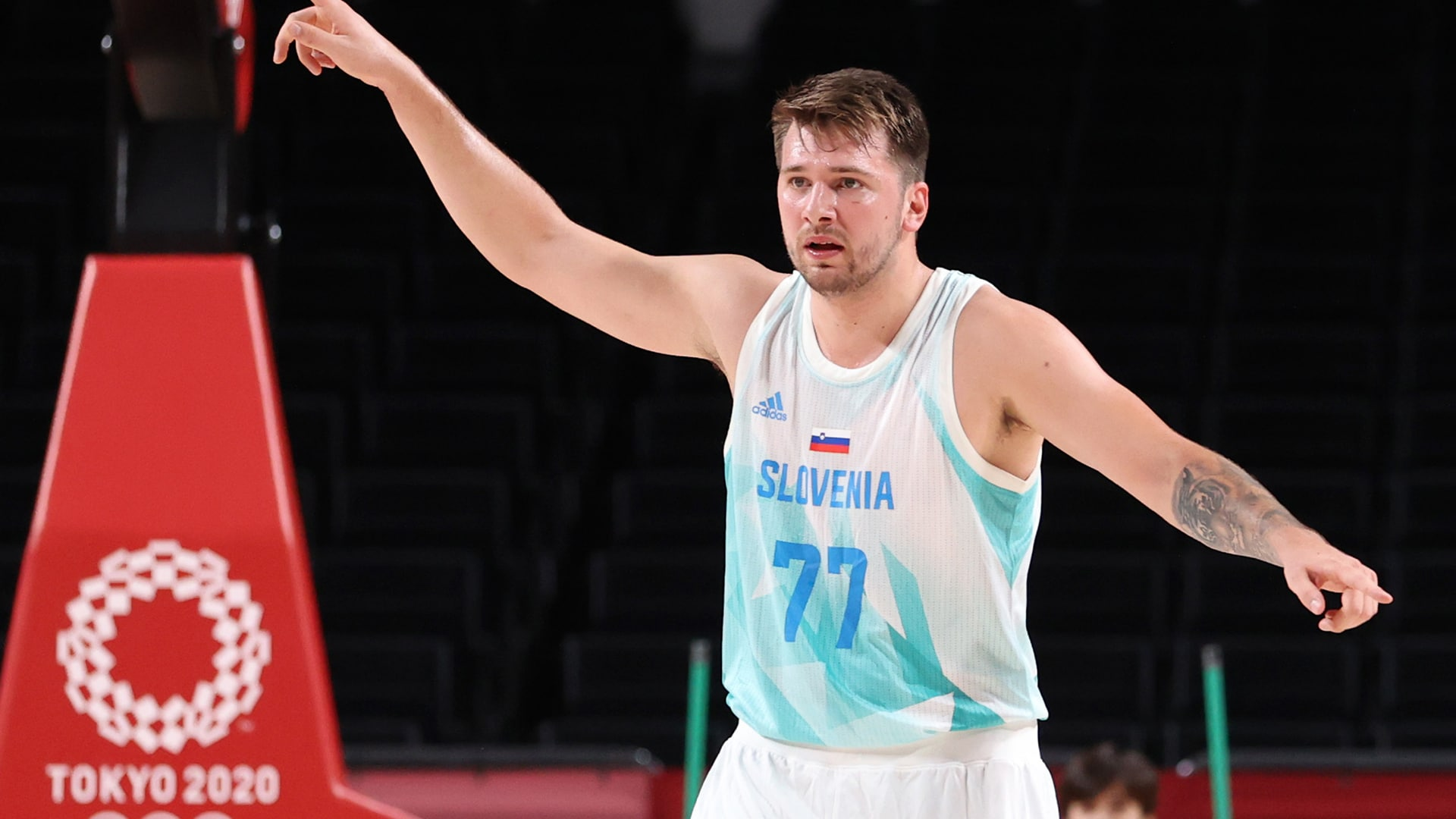 Image for Olympic Basketball Day 11: Doncic/Dragic dominate vs. Germany
