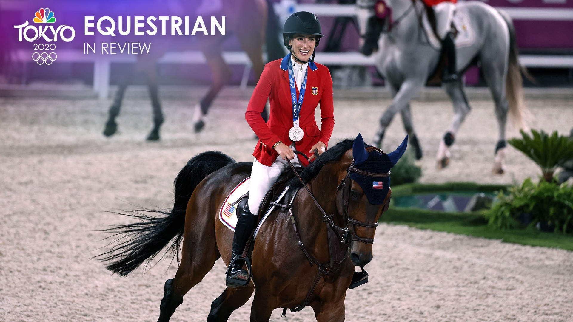 Image for Tokyo Olympics equestrian in review: Droughts end, records fall