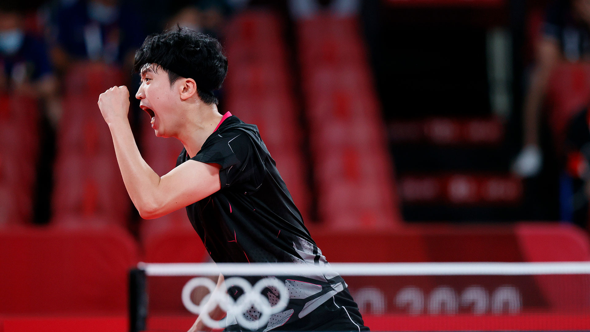 Image for Olympic Table Tennis Day 10: Final four taking shape in team contests