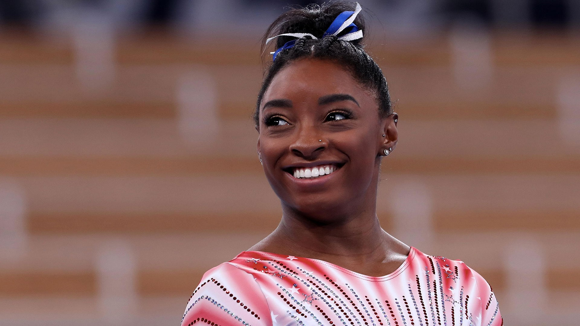 Image for Simone Biles opens up about 'twisties' timeline