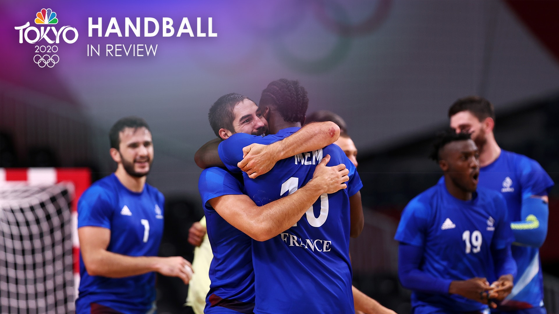 Image for Tokyo Olympics handball in review: France does the double