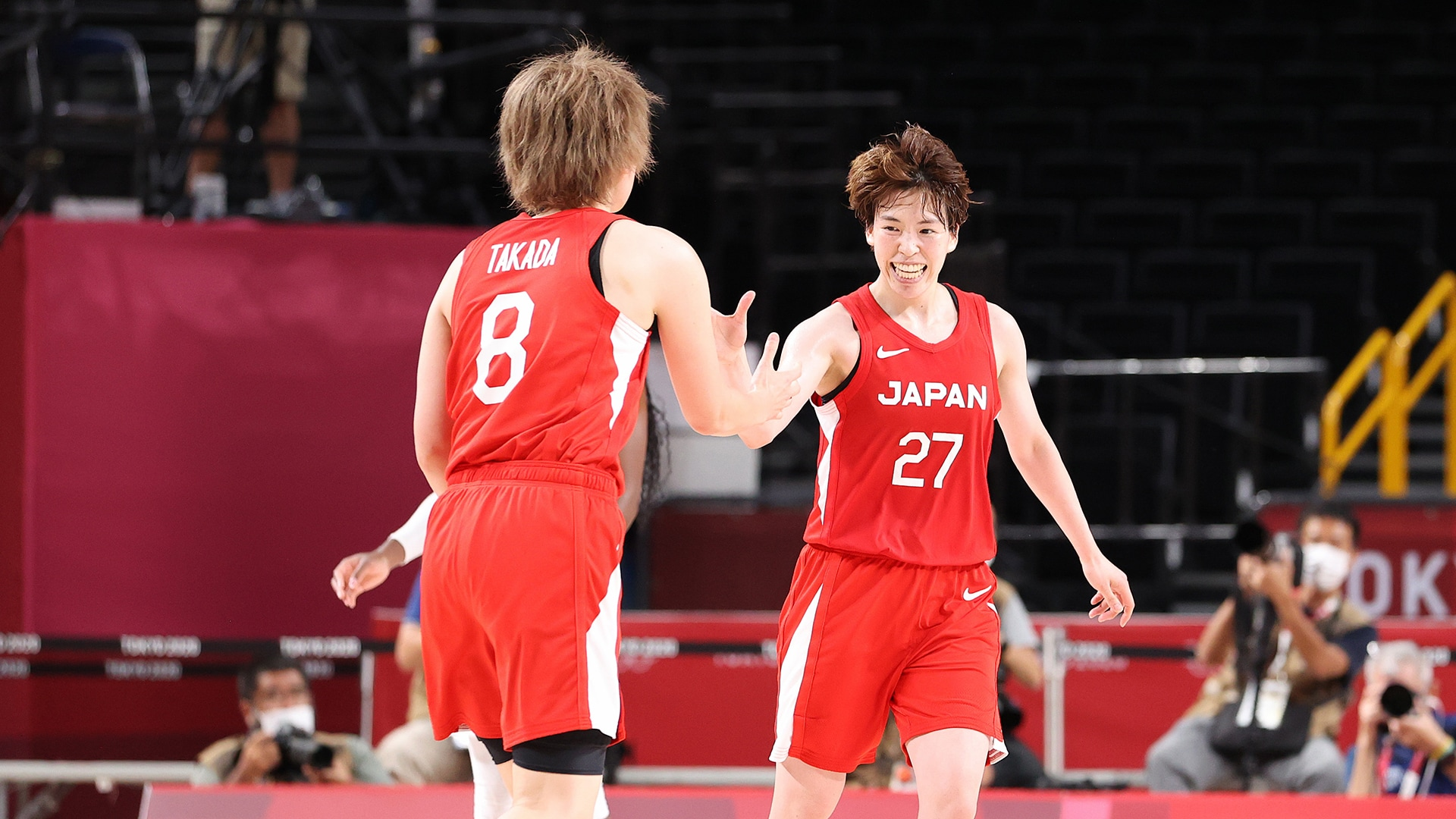 Image for Olympic Basketball Day 10: China stays perfect, Japan stellar from beyond the arc