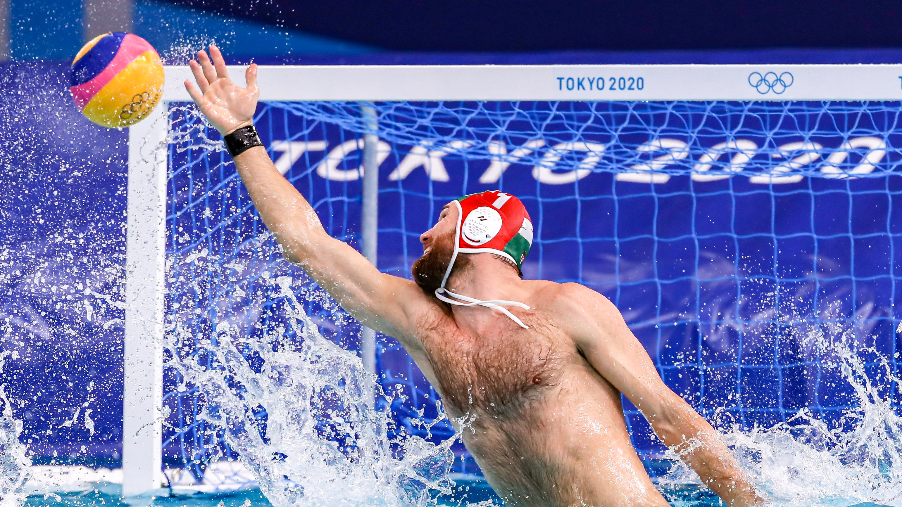 Image for Hungary adds yet another bronze medal to its stacked water polo haul