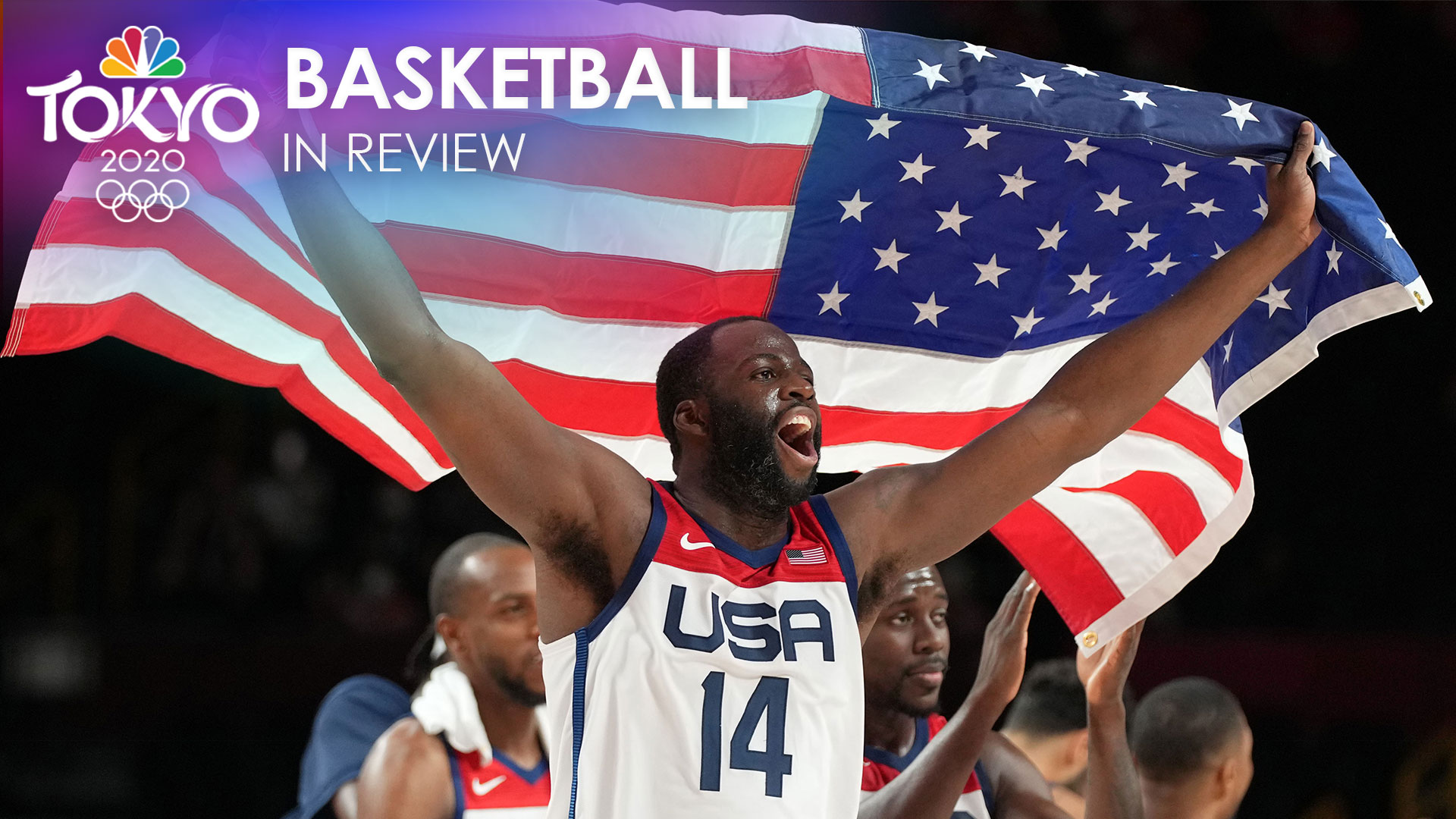 Image for Tokyo Olympics basketball in review: USA continues its hoops domination