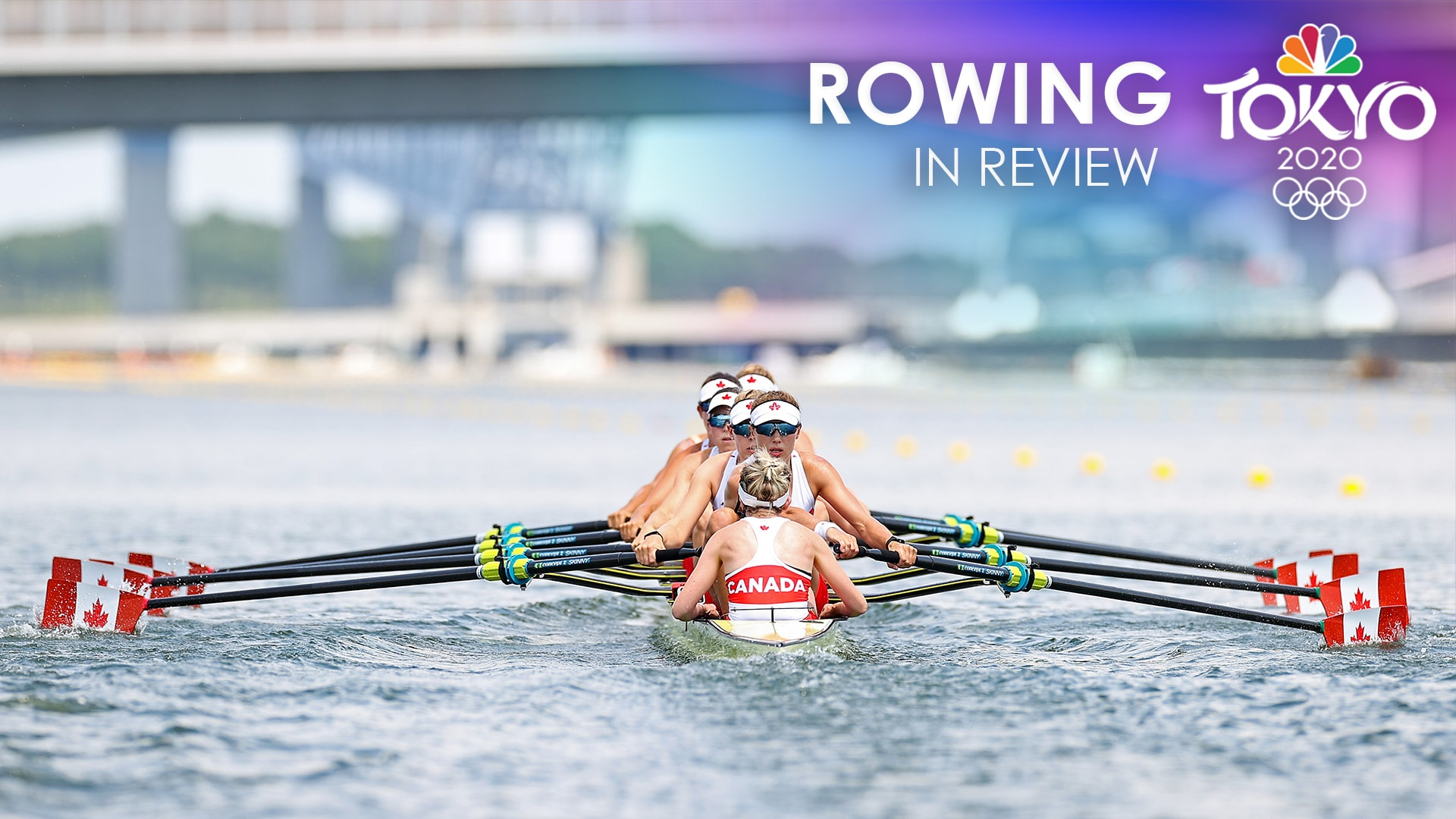 Relive the best moments of rowing at the Tokyo Olympics.