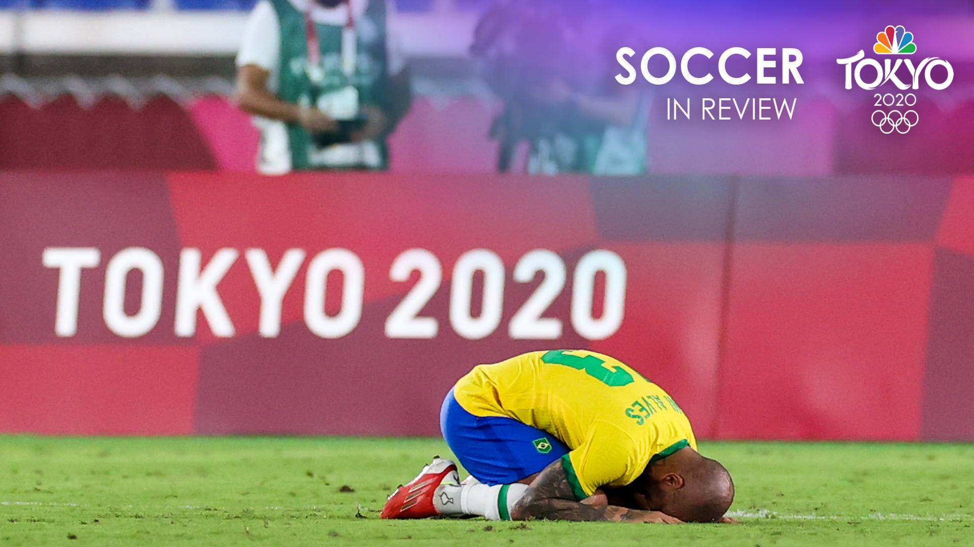 Image for Soccer in review: USWNT recovers for bronze, Brazil strikes gold again