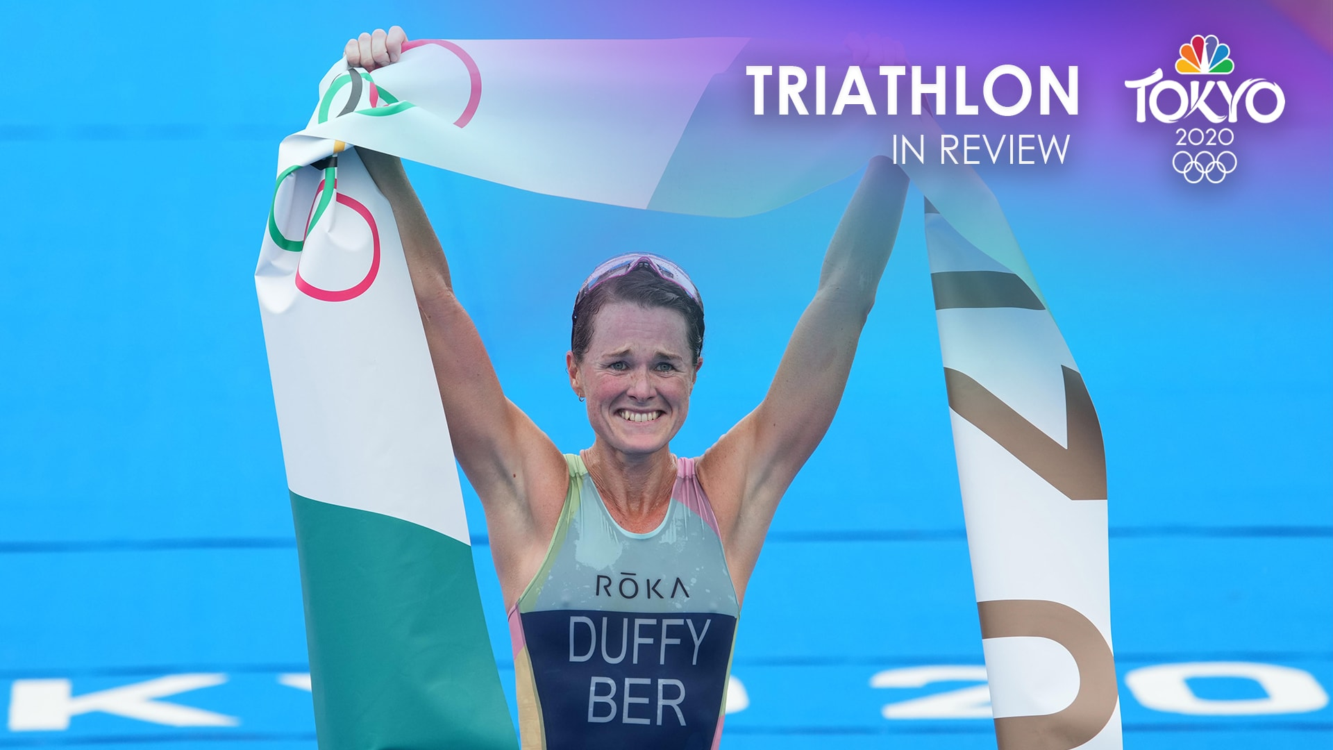 Image for Tokyo Olympics triathlon in review: A year of firsts
