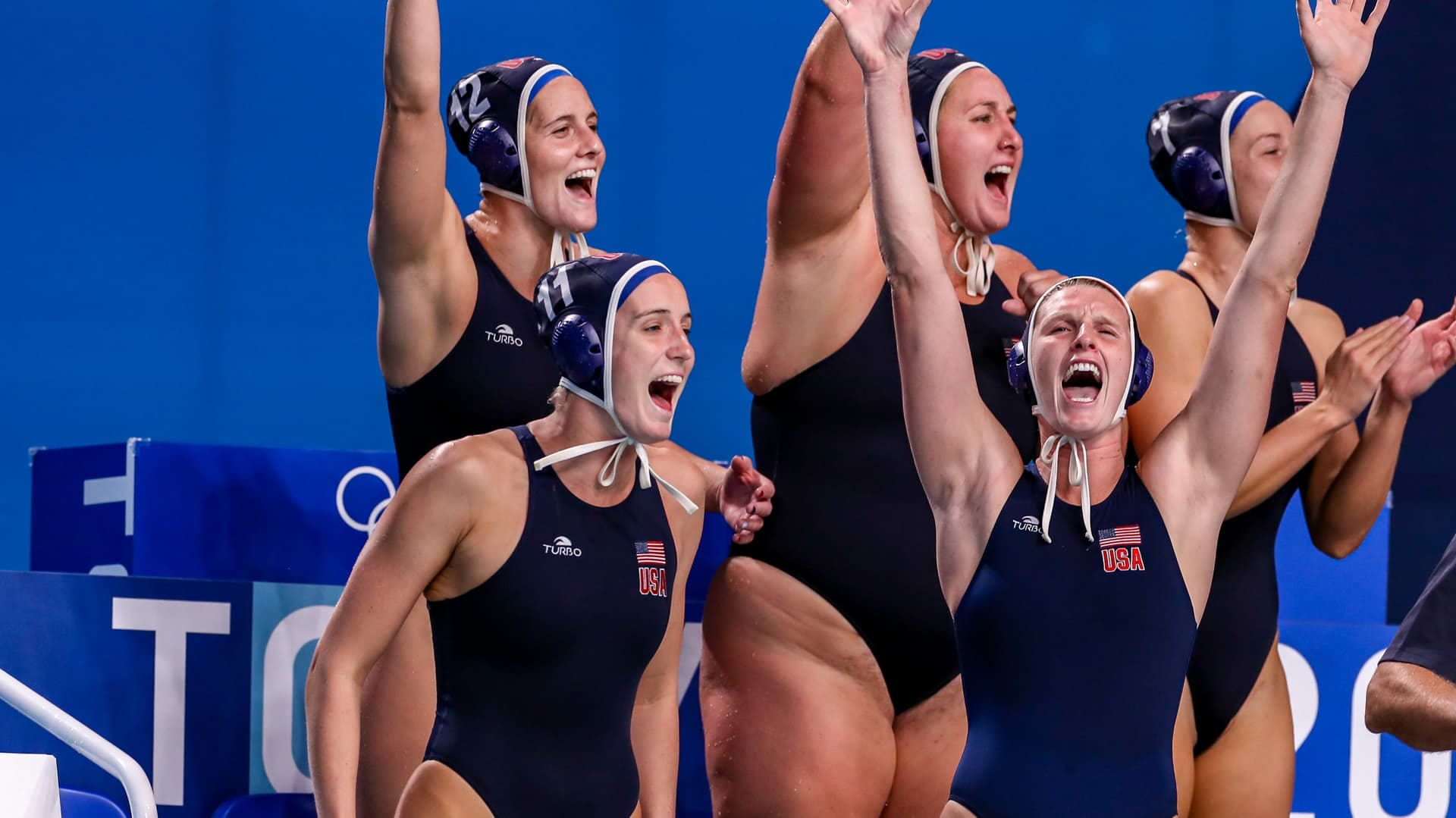 Image for Abrahamson: A team that's family: why U.S. women's water polo is the gold standard