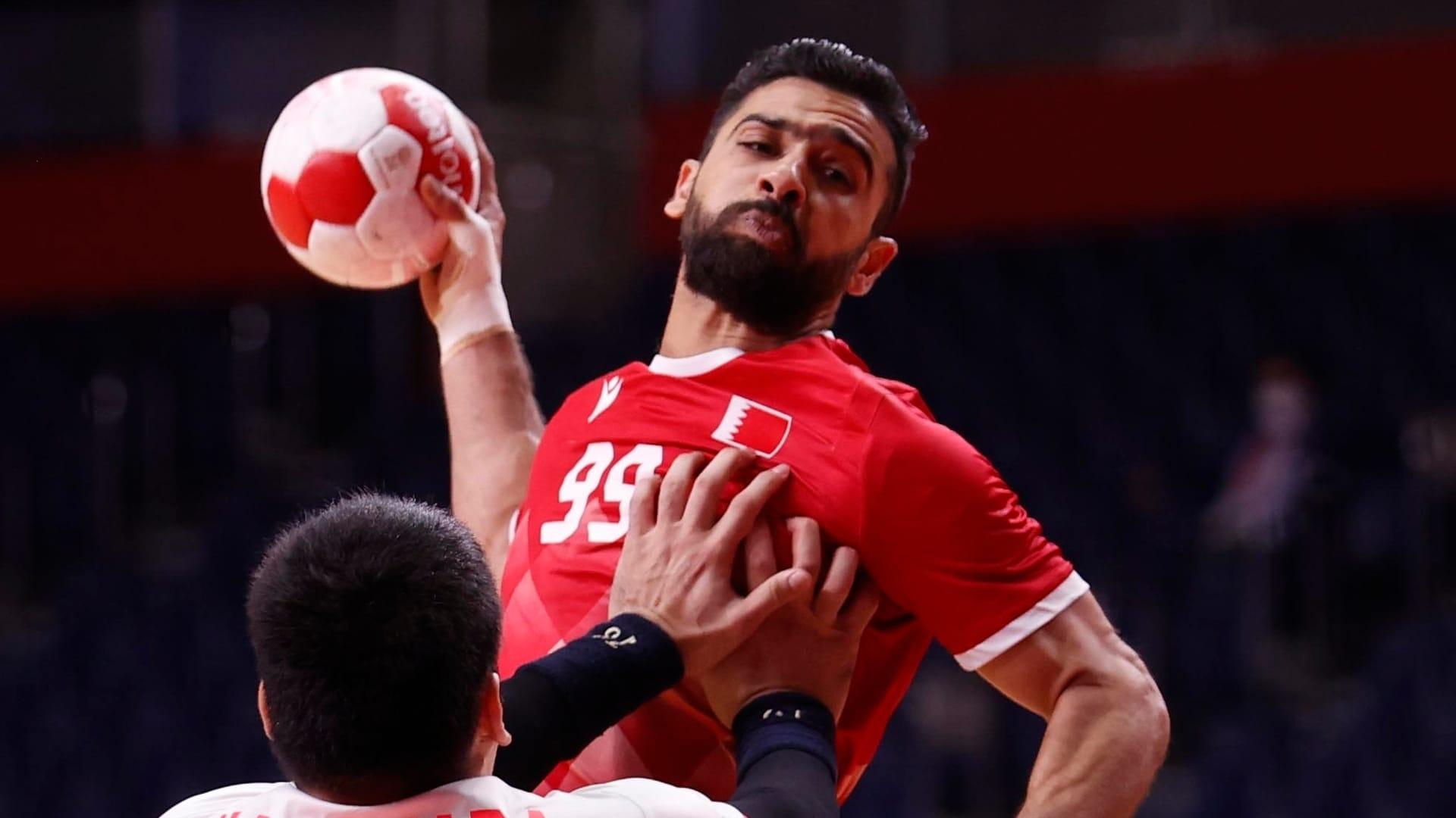 Image for France drops 42 goals on way to men's handball semifinals