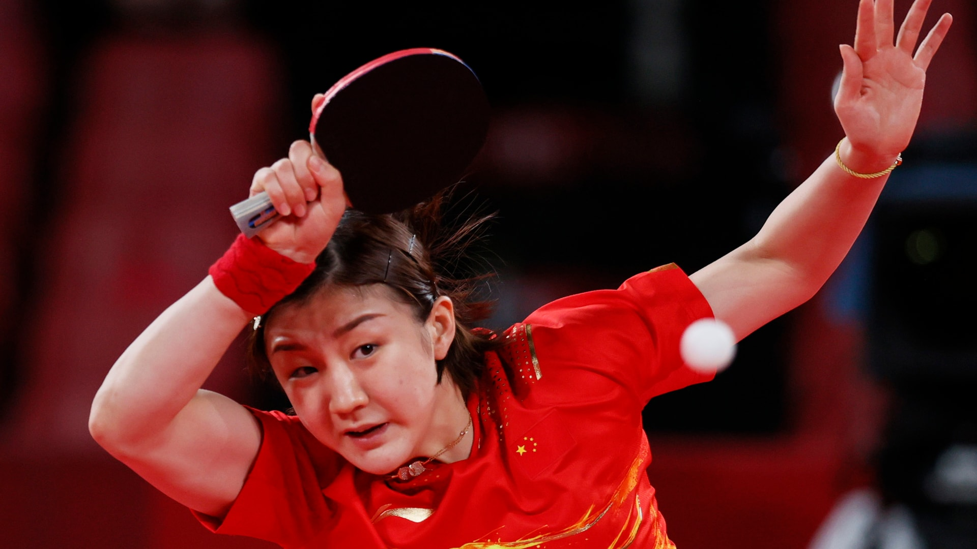Image for Tokyo Olympics table tennis in review: China grows gold collection