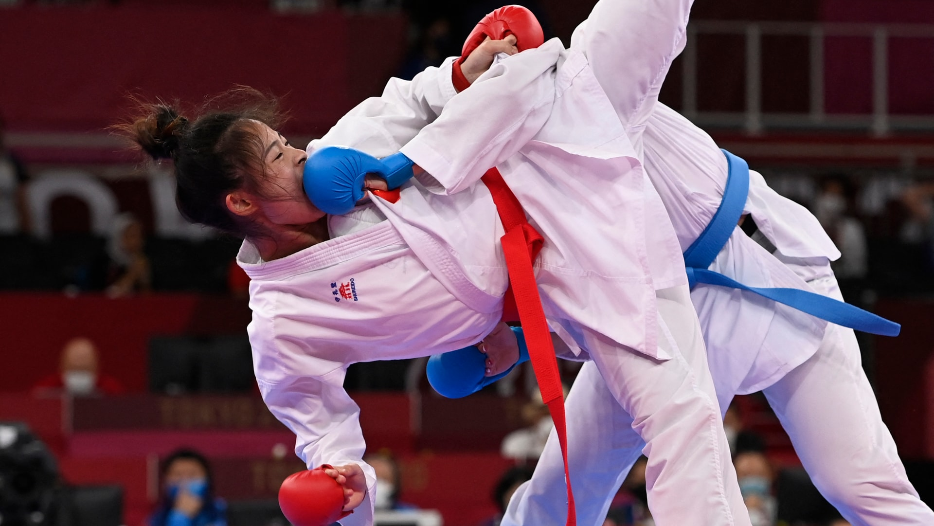 Image for Tokyo Olympics karate in review: Sport debuts with high volume, energy