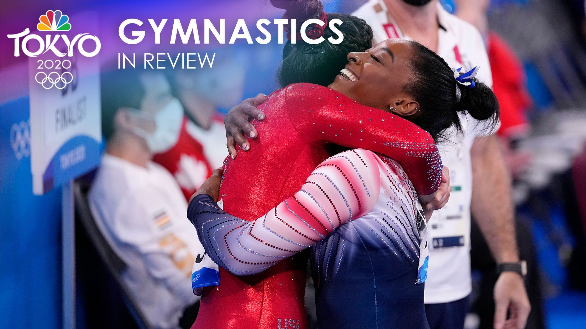 Image for Tokyo Olympics gymnastics in review: Biles inspires, new stars are born