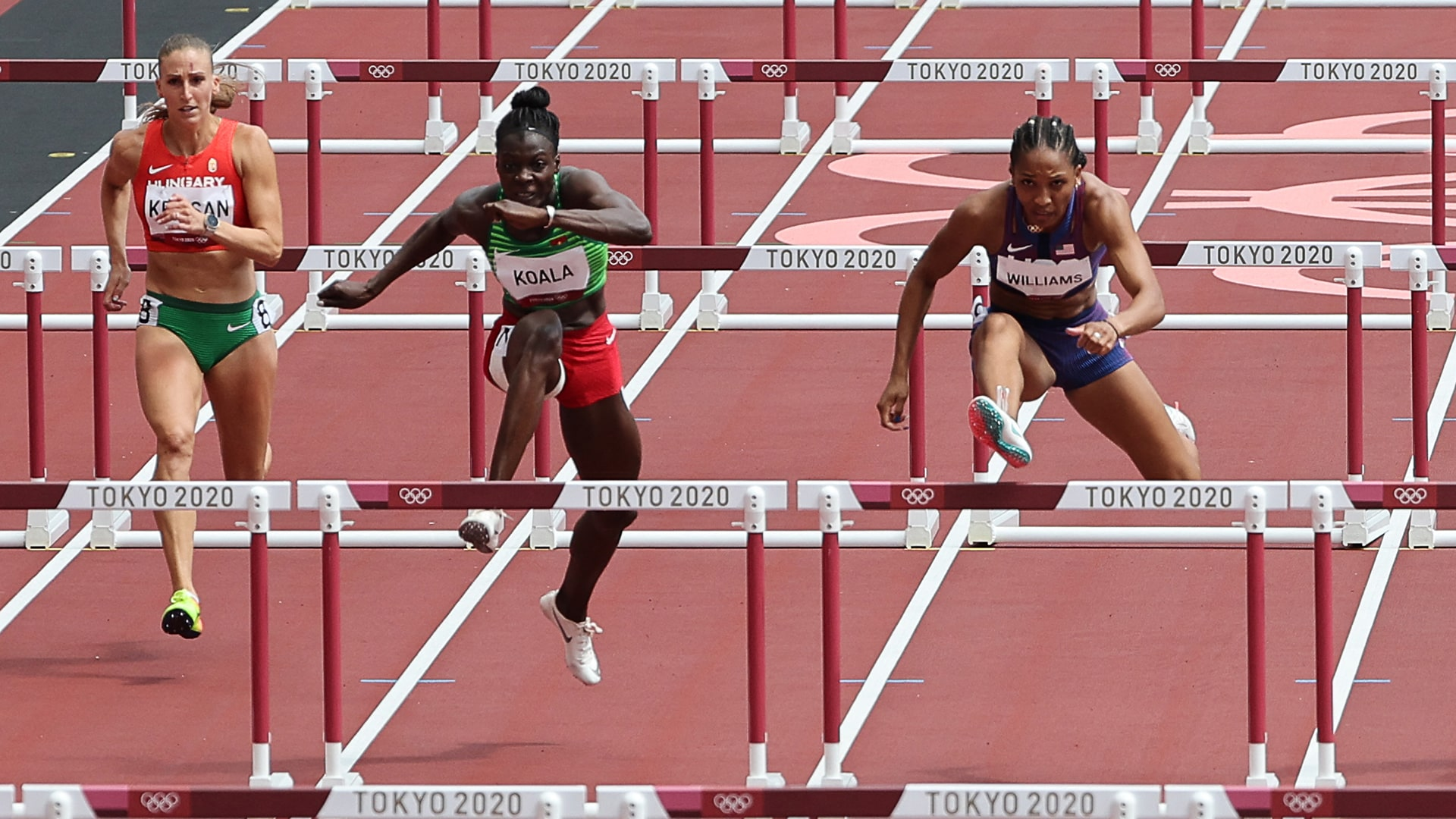 Image for Heptathlon tracker: Live updates, results, highlights from each event