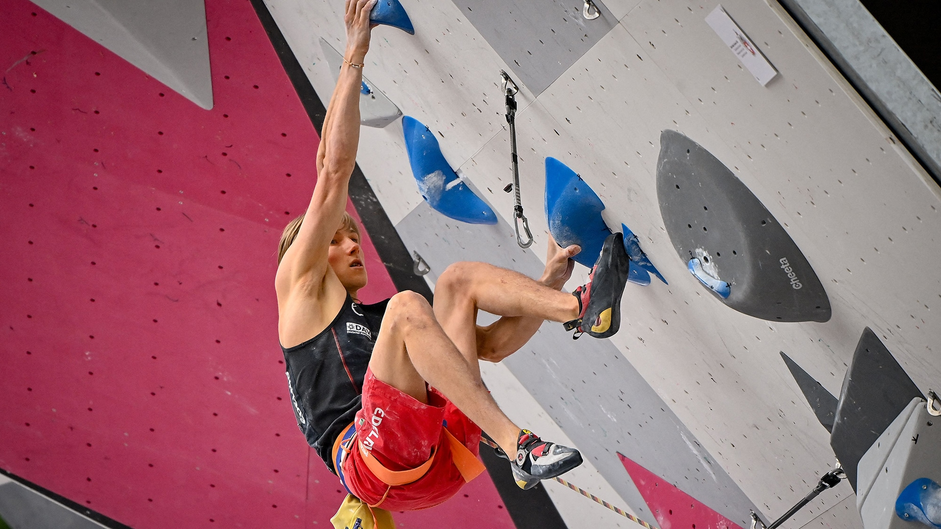 Image for How to watch sport climbing at the Tokyo Olympics