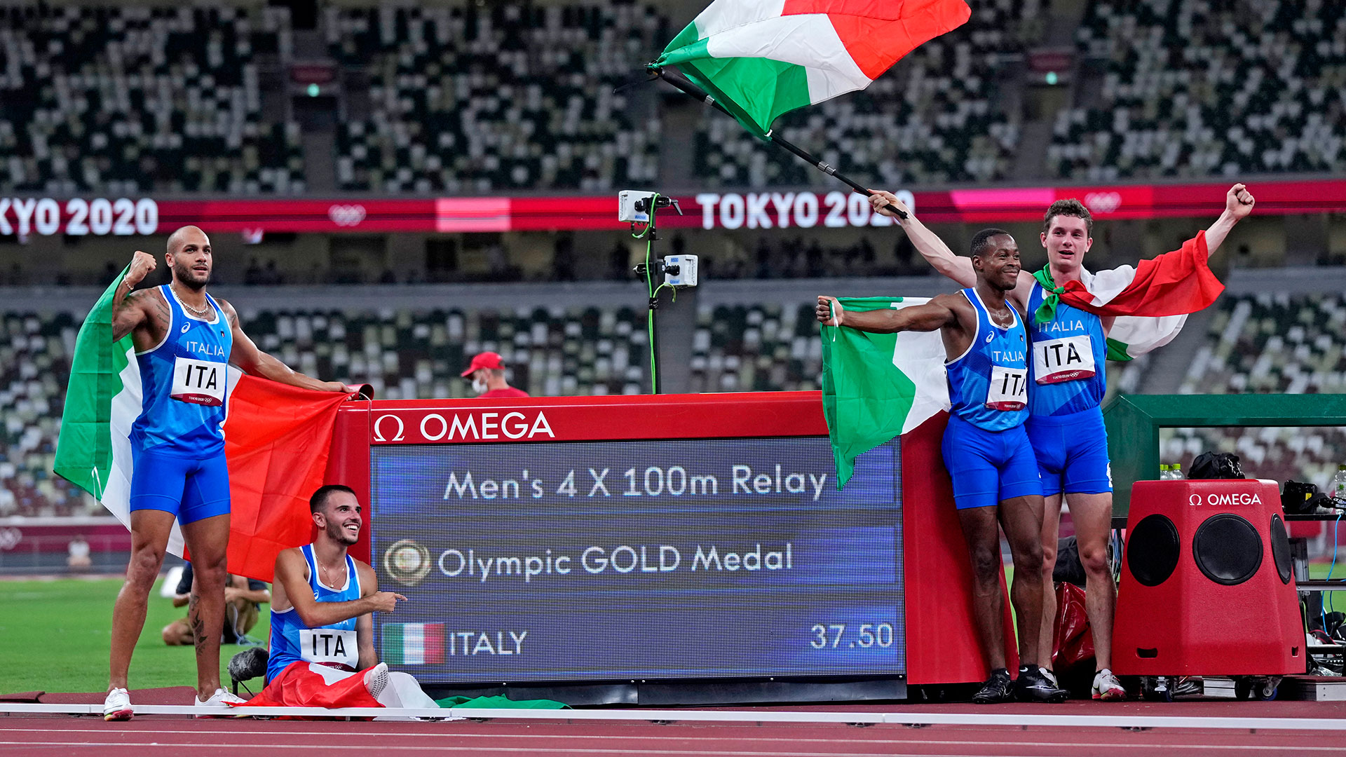 Image for Biggest upsets of the Tokyo Olympic Games